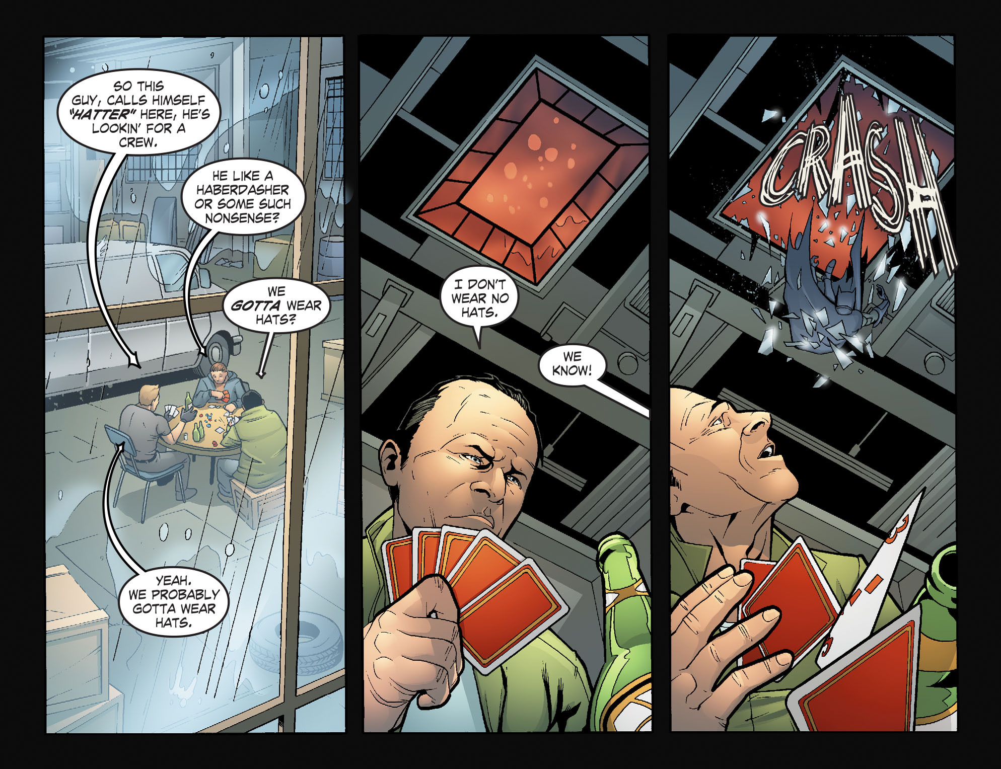 Read online Smallville: Alien comic -  Issue #4 - 5