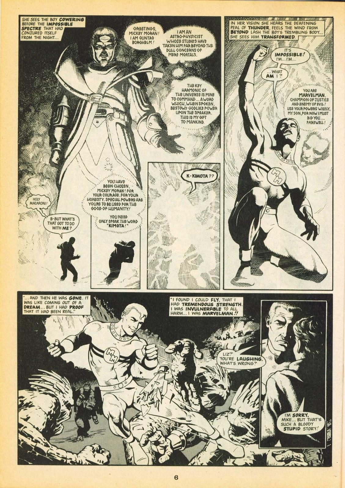 Warrior Issue #2 #3 - English 6