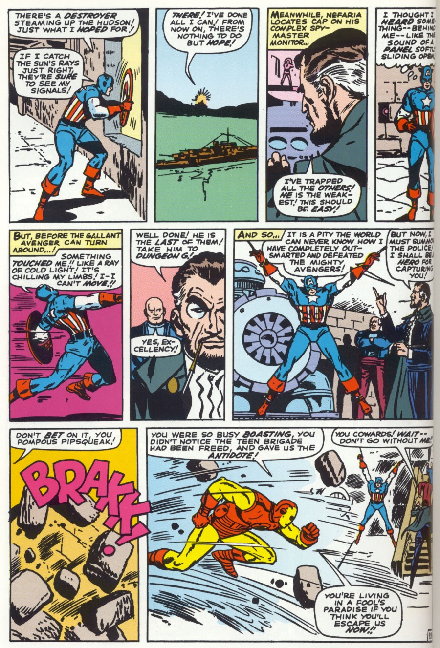 The Avengers (1963) 13 Page 19