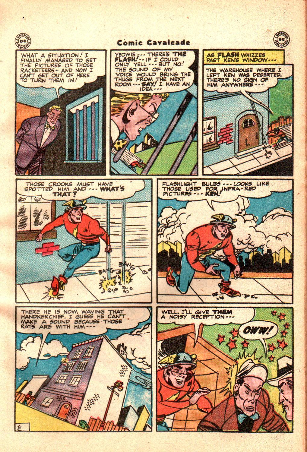 Comic Cavalcade issue 21 - Page 37