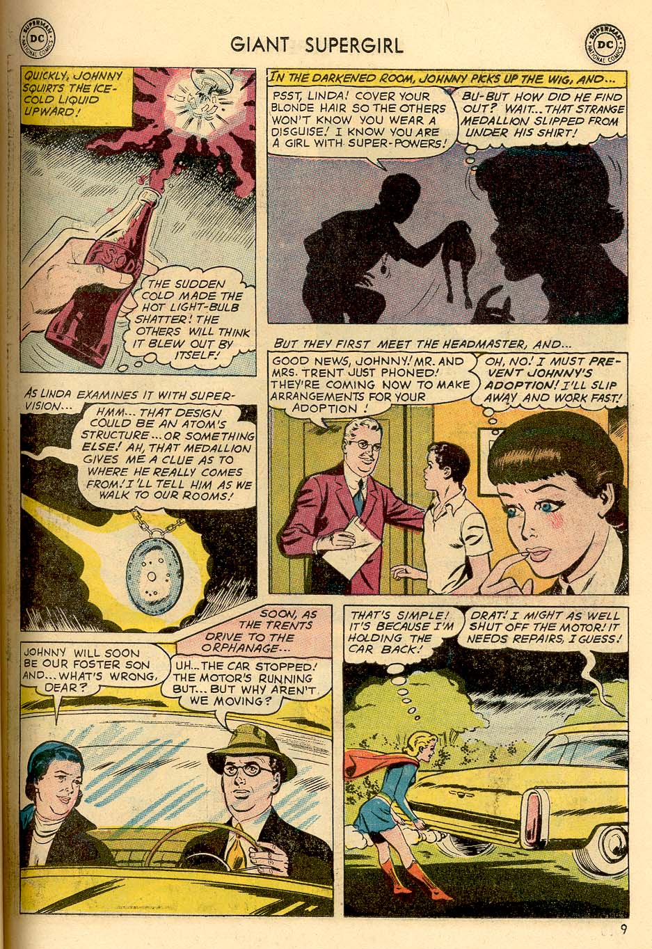 Action Comics (1938) 347 Page 10