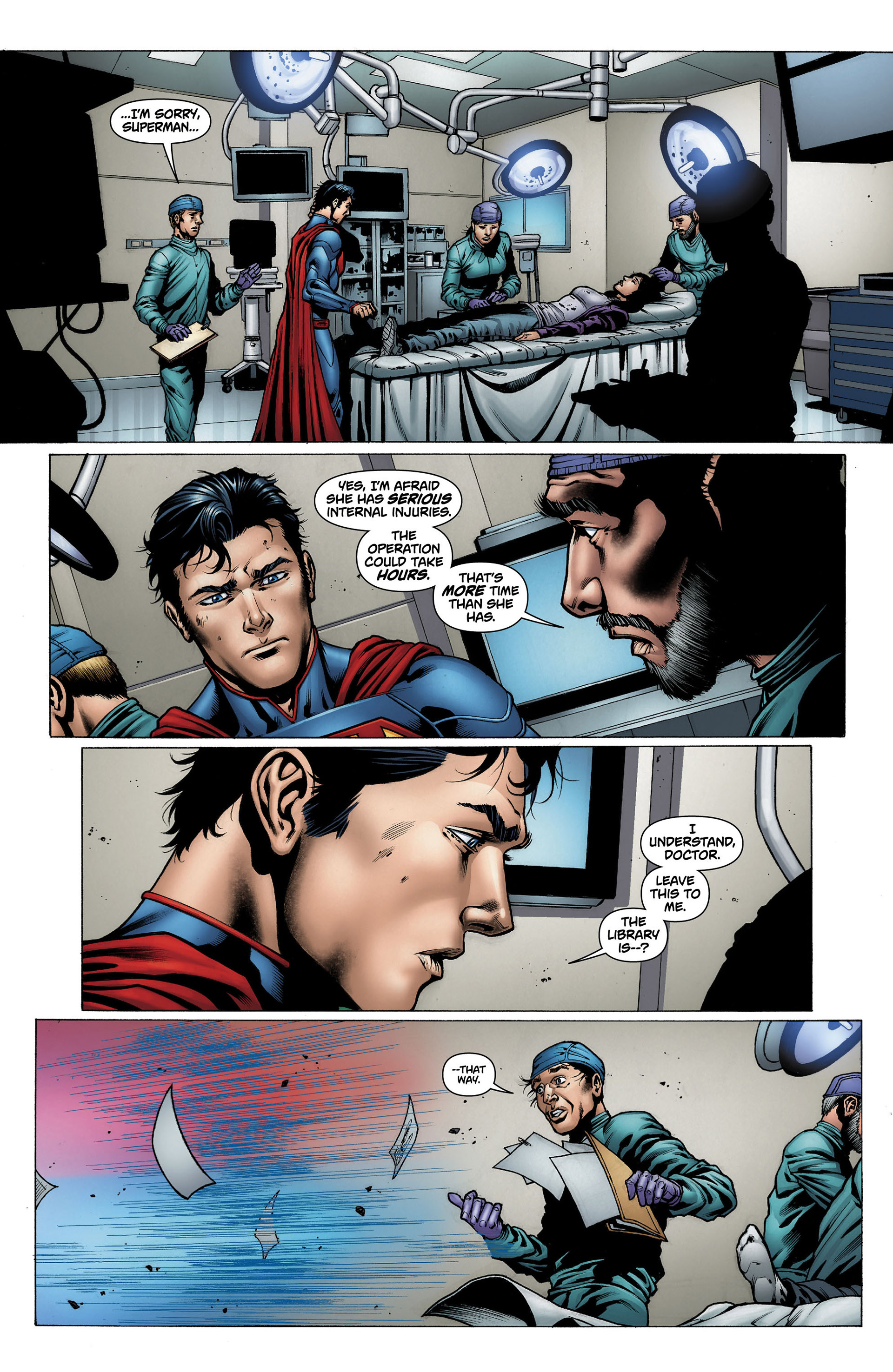 Read online Action Comics (2011) comic -  Issue #12 - 23