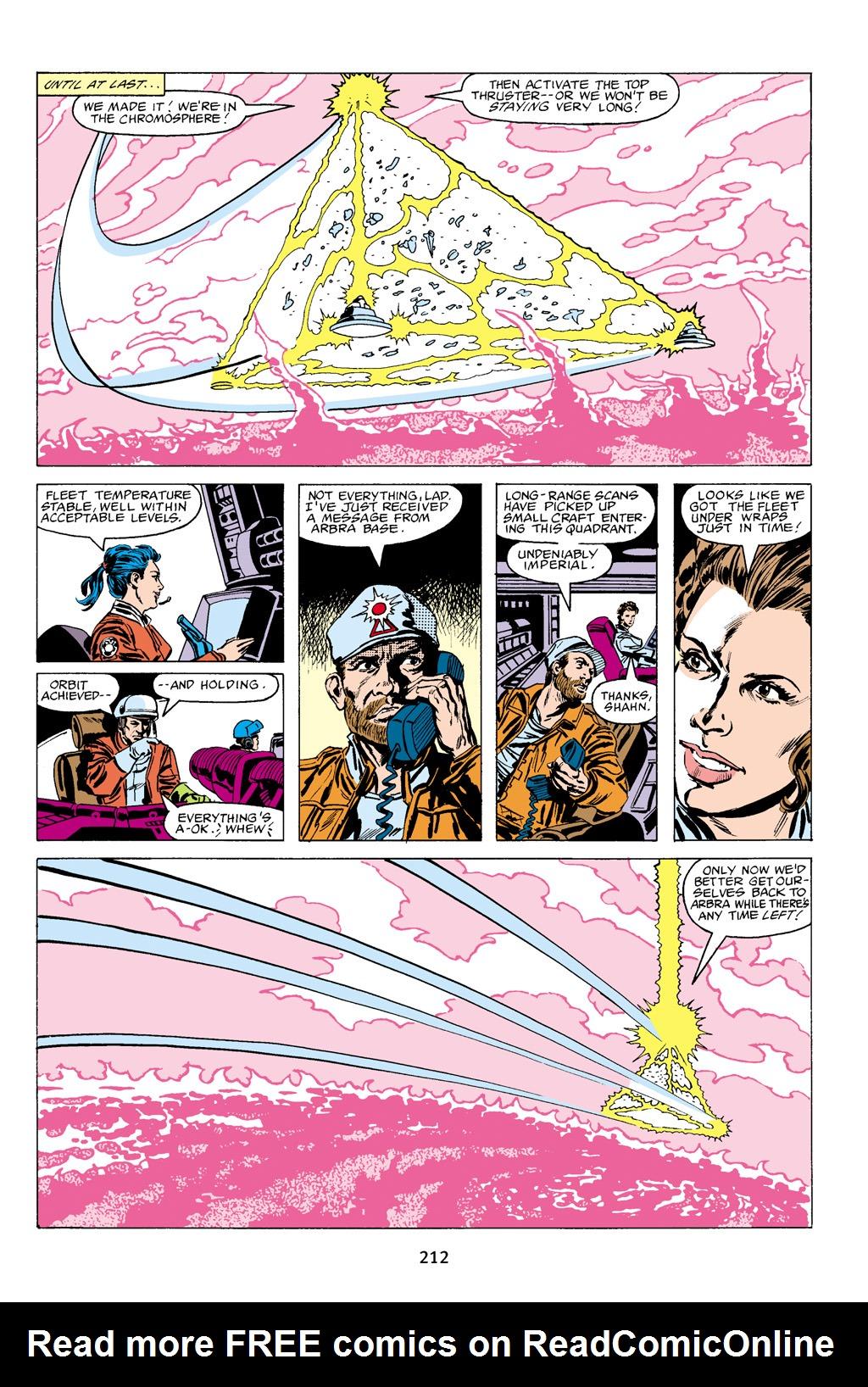 Read online Star Wars Omnibus comic -  Issue # Vol. 16 - 209