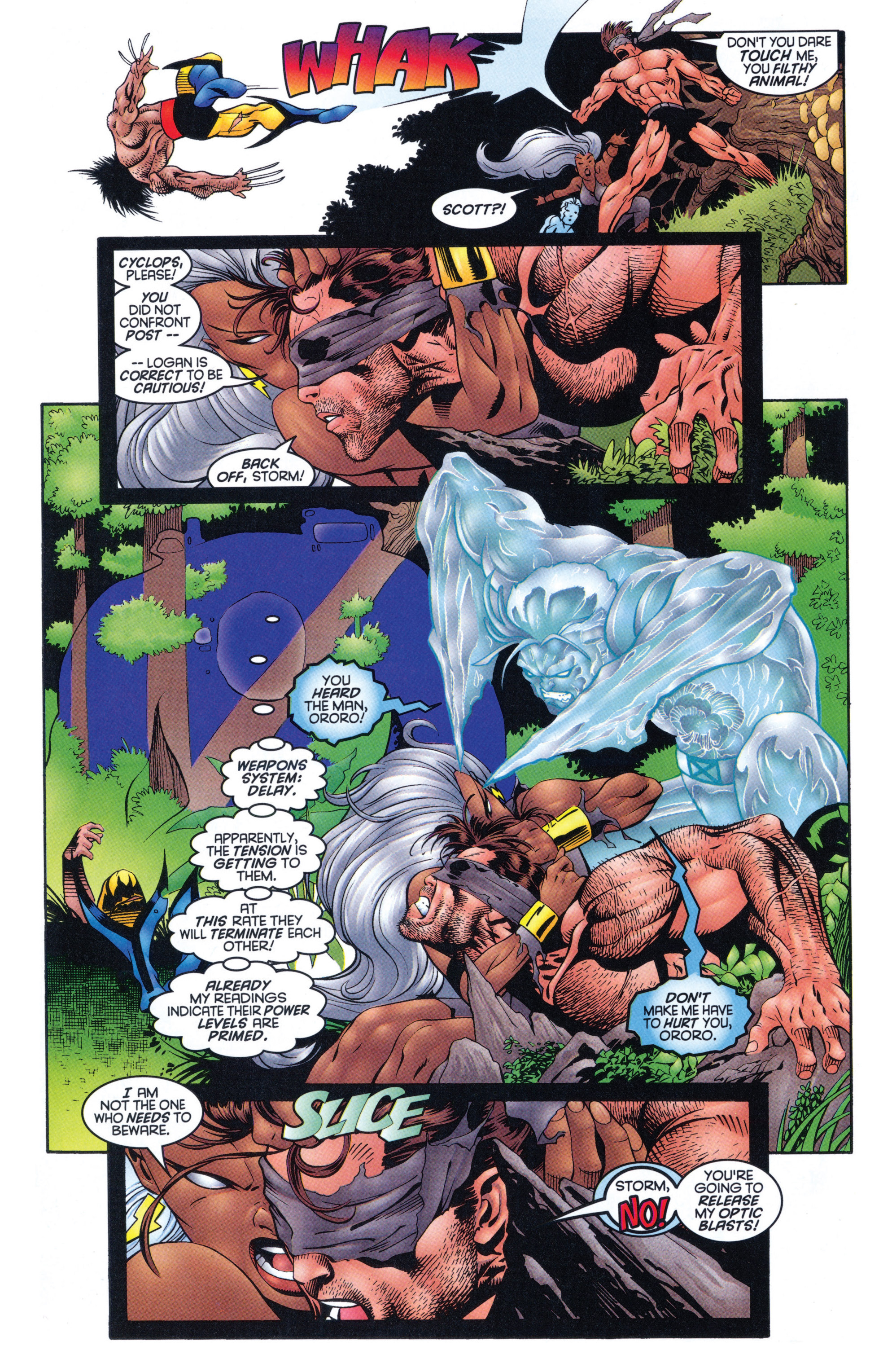 X-Men (1991) 50 Page 20