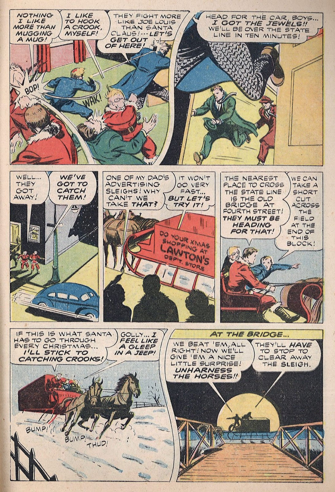 Exciting Comics (1940) issue 38 - Page 39