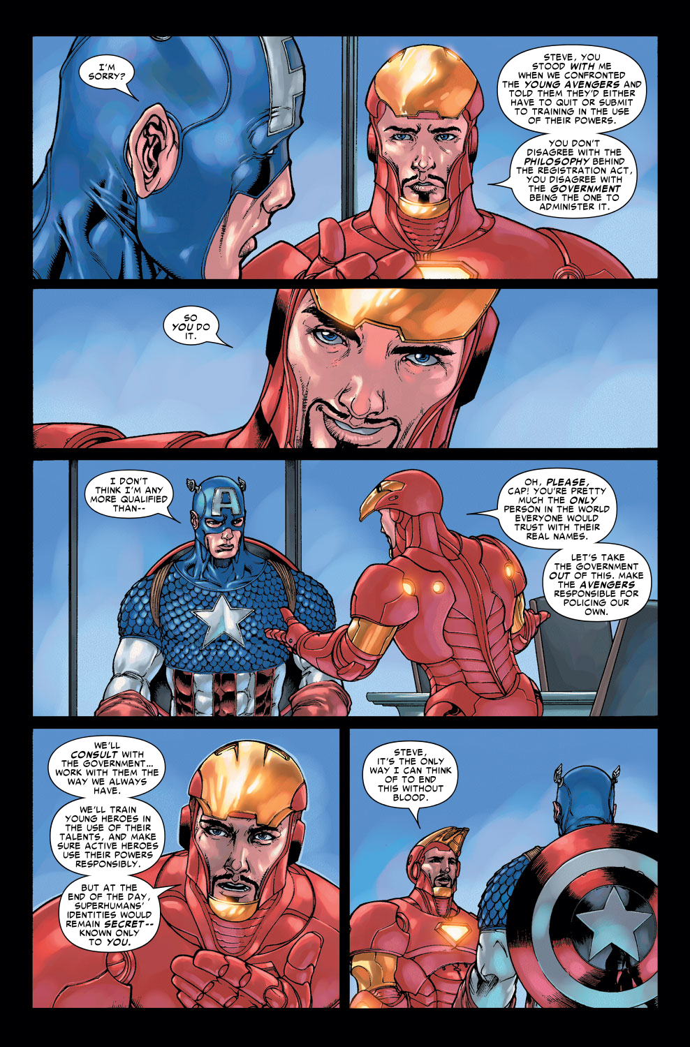 What If? Civil War issue Full - Page 40