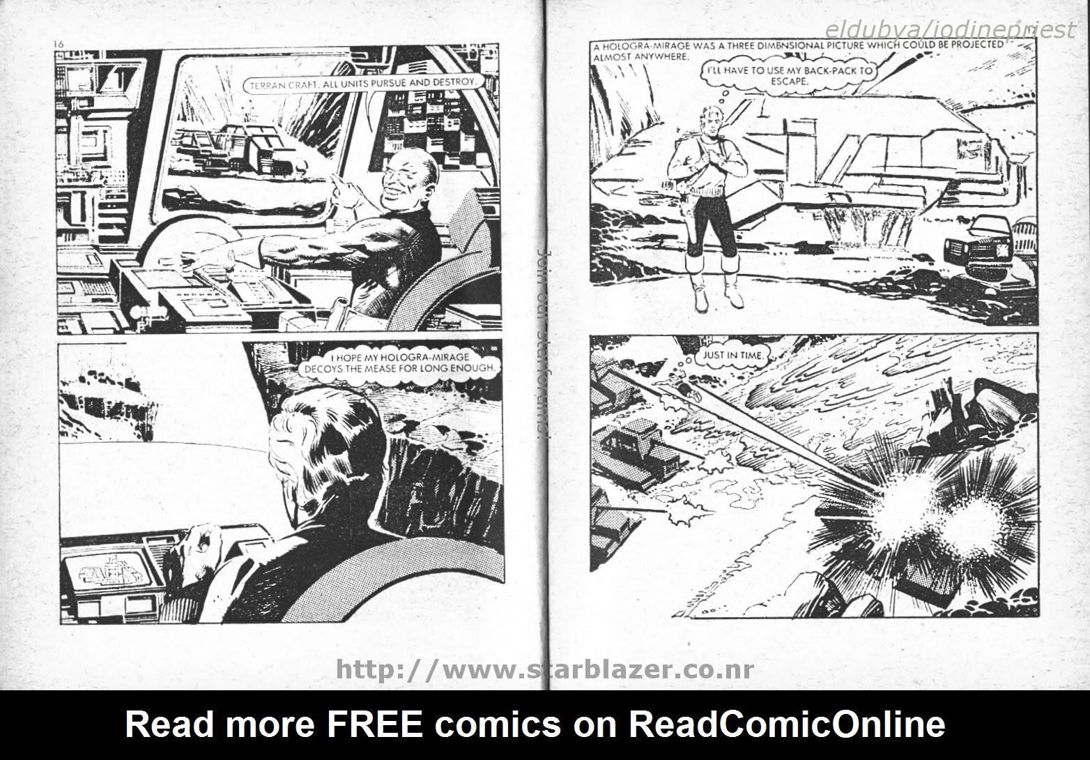 Starblazer issue 50 - Page 10