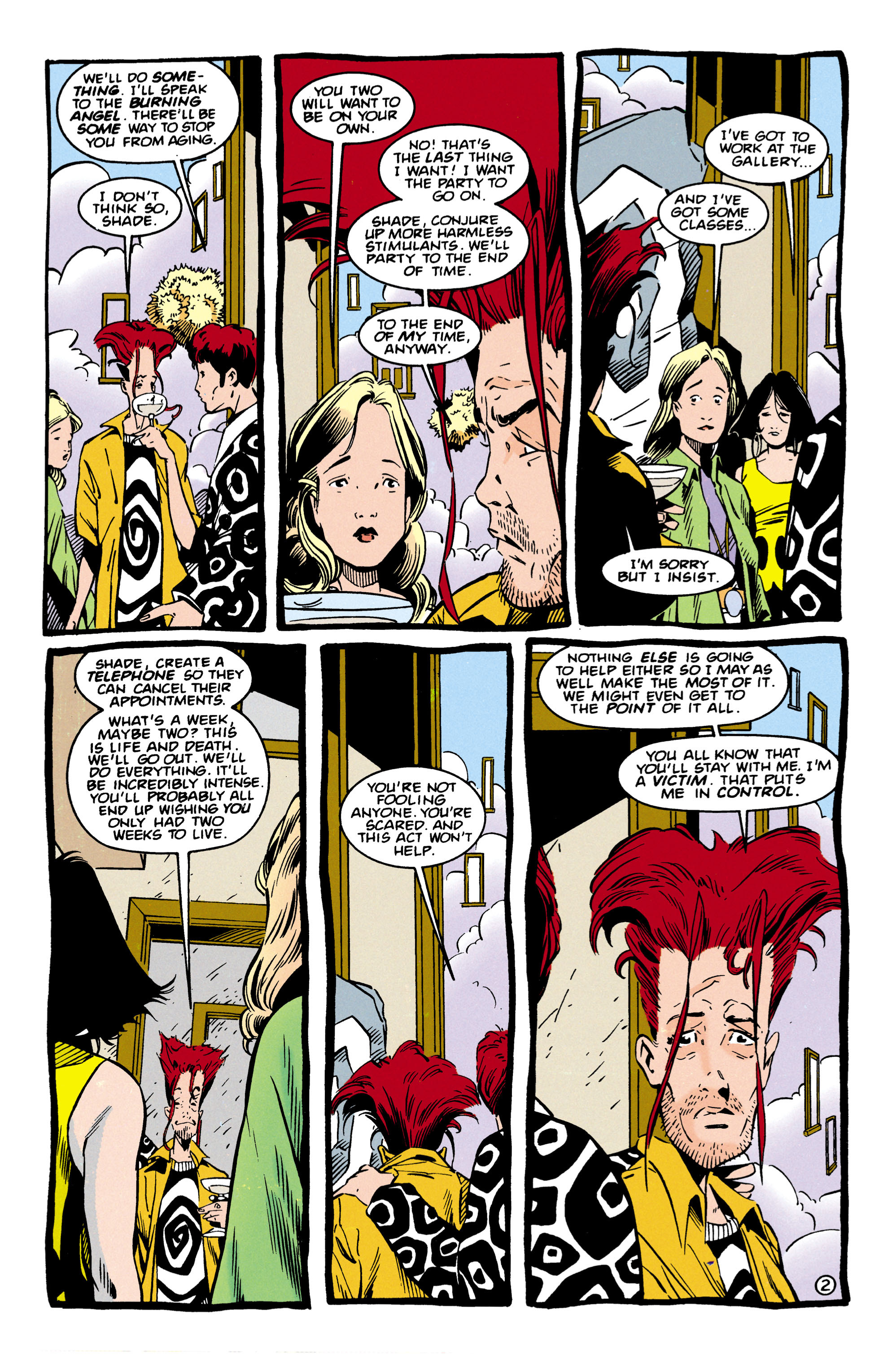 Read online Shade, the Changing Man comic -  Issue #57 - 3