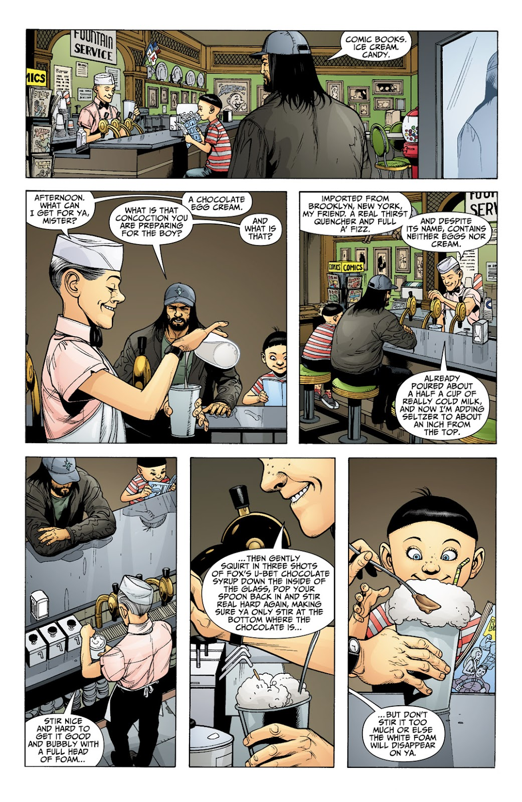 Black Adam: The Dark Age issue 6 - Page 11