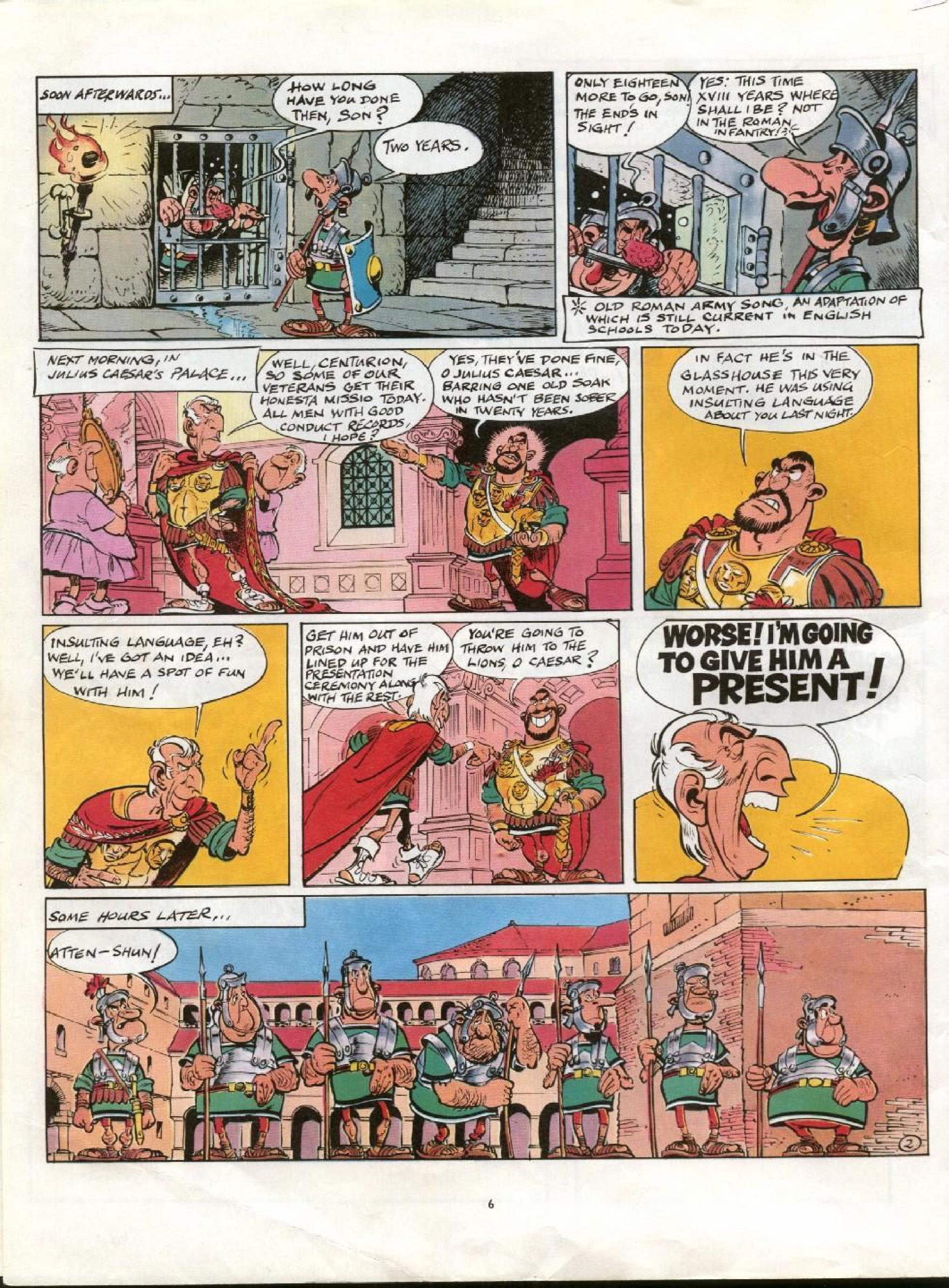 Read online Asterix comic -  Issue #21 - 3