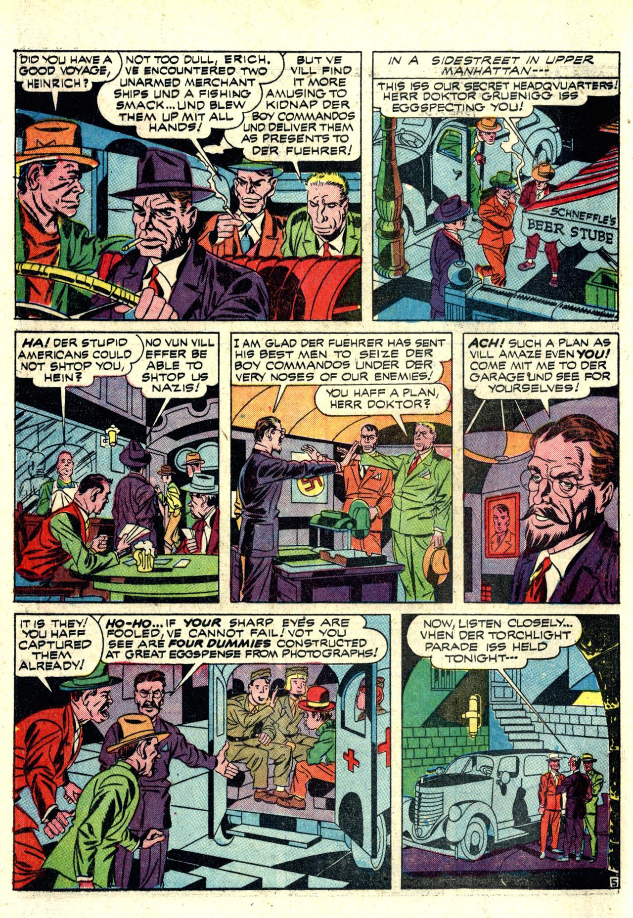 Read online Detective Comics (1937) comic -  Issue #76 - 20