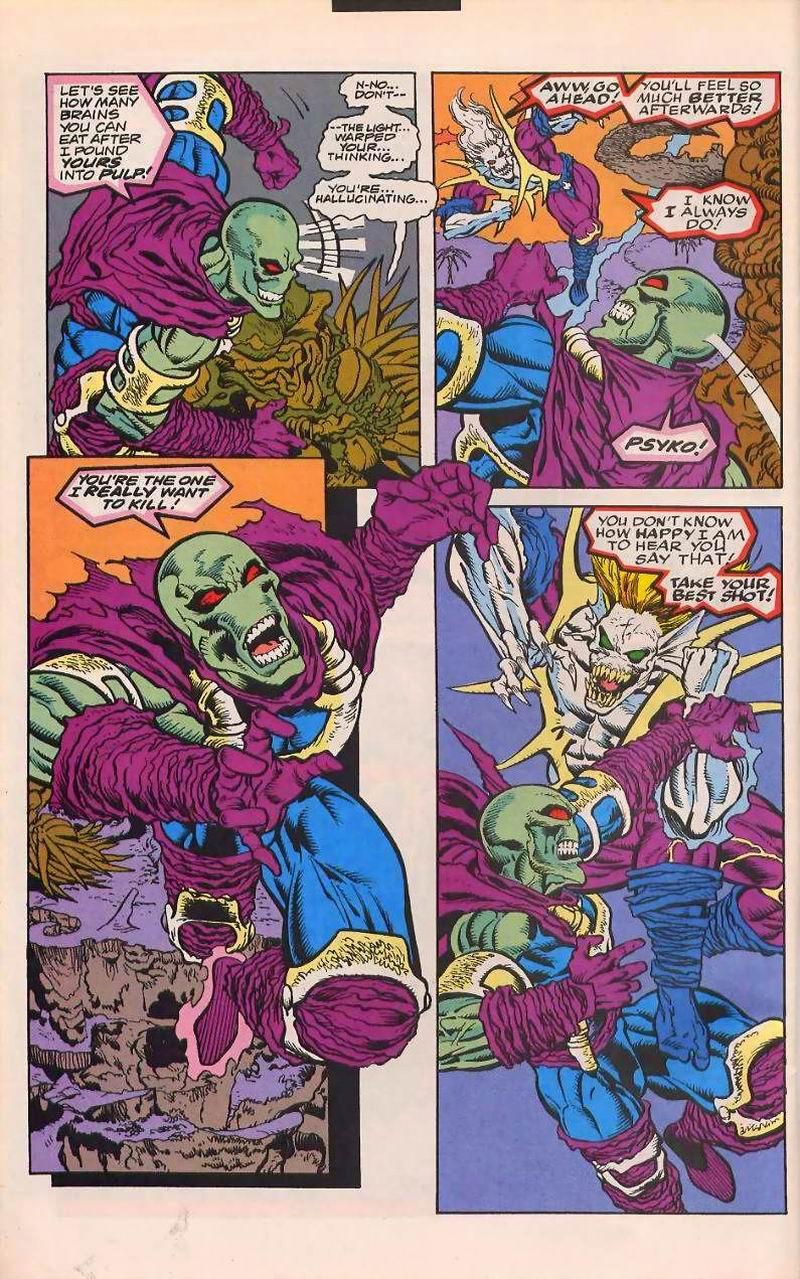 Read online Sleepwalker comic -  Issue #32 - 15