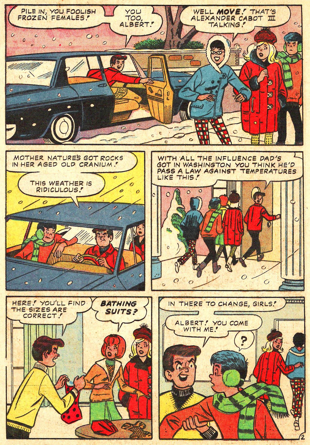 Read online She's Josie comic -  Issue #18 - 4