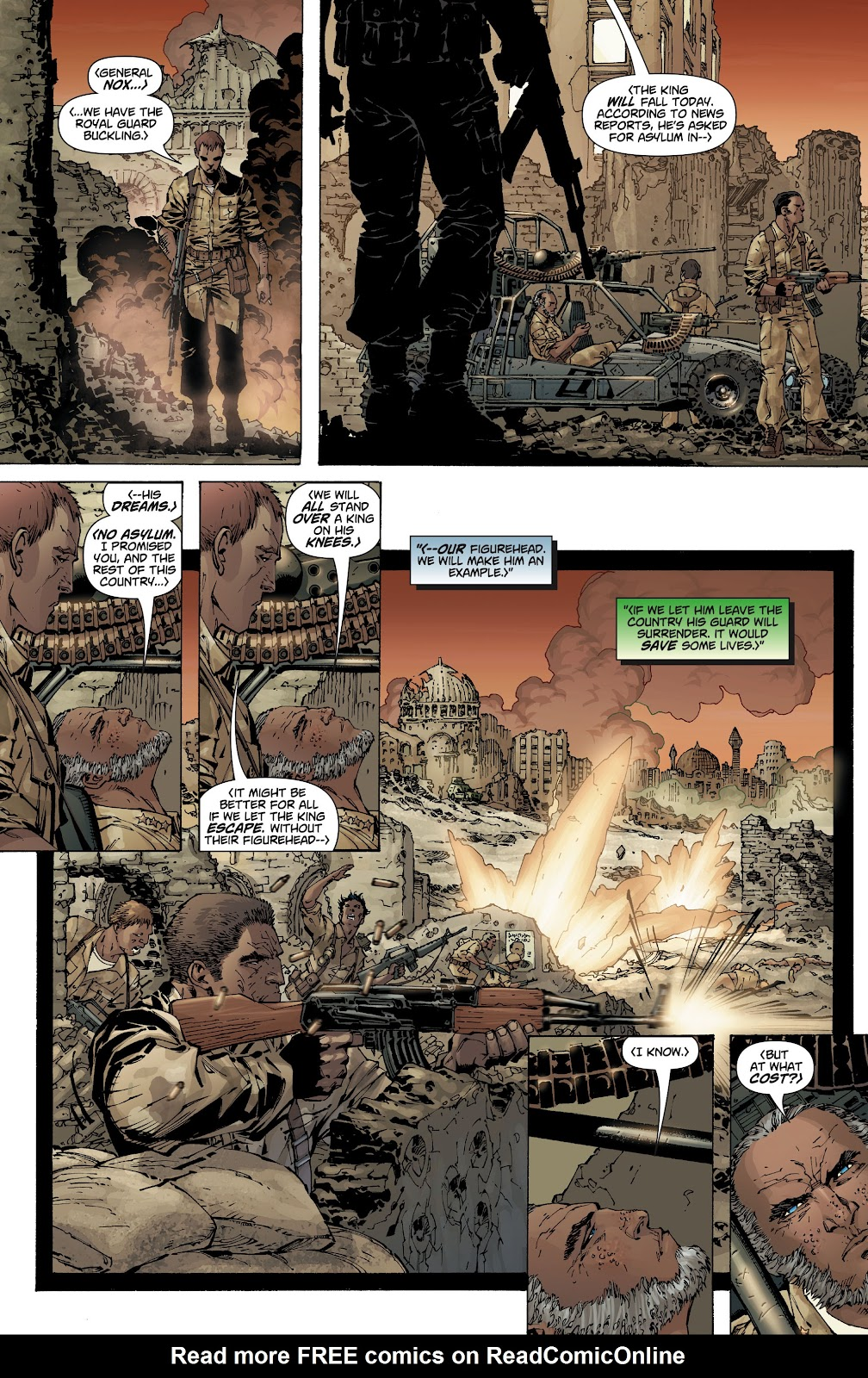 Read online Superman: For Tomorrow comic -  Issue # TPB (Part 1) - 64