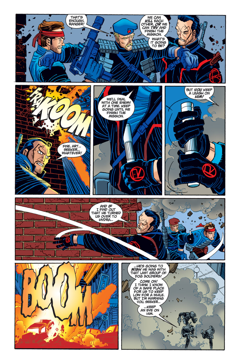 The Amazing Spider-Man (1999) 23 Page 4