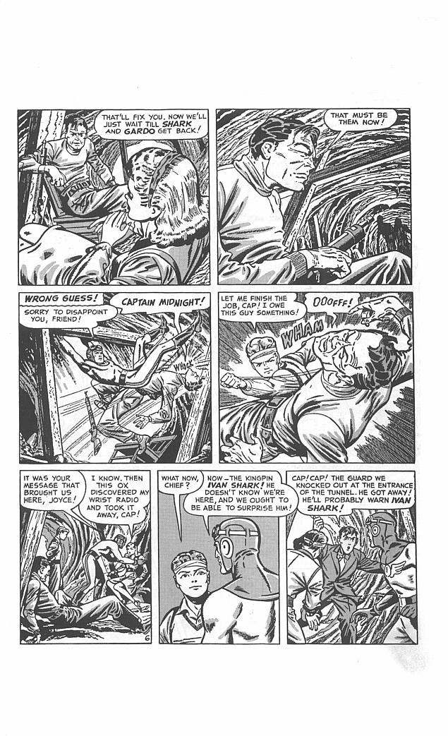 Read online Golden-Age Men of Mystery comic -  Issue #10 - 29
