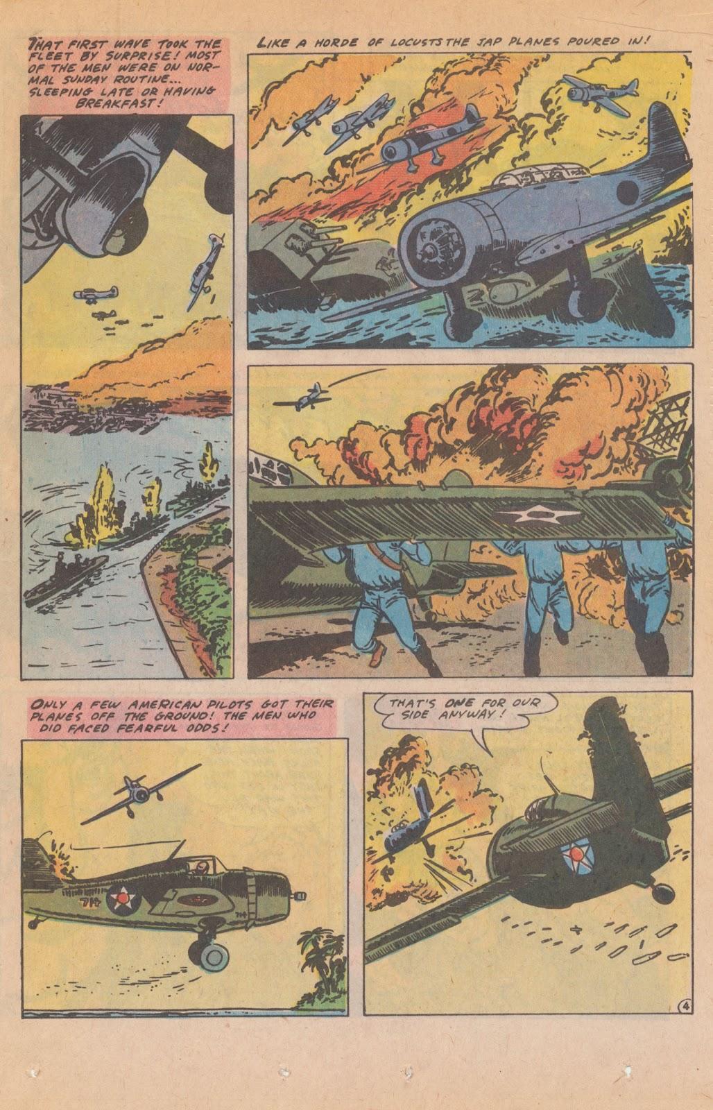 Read online Fightin' Navy comic -  Issue #132 - 19
