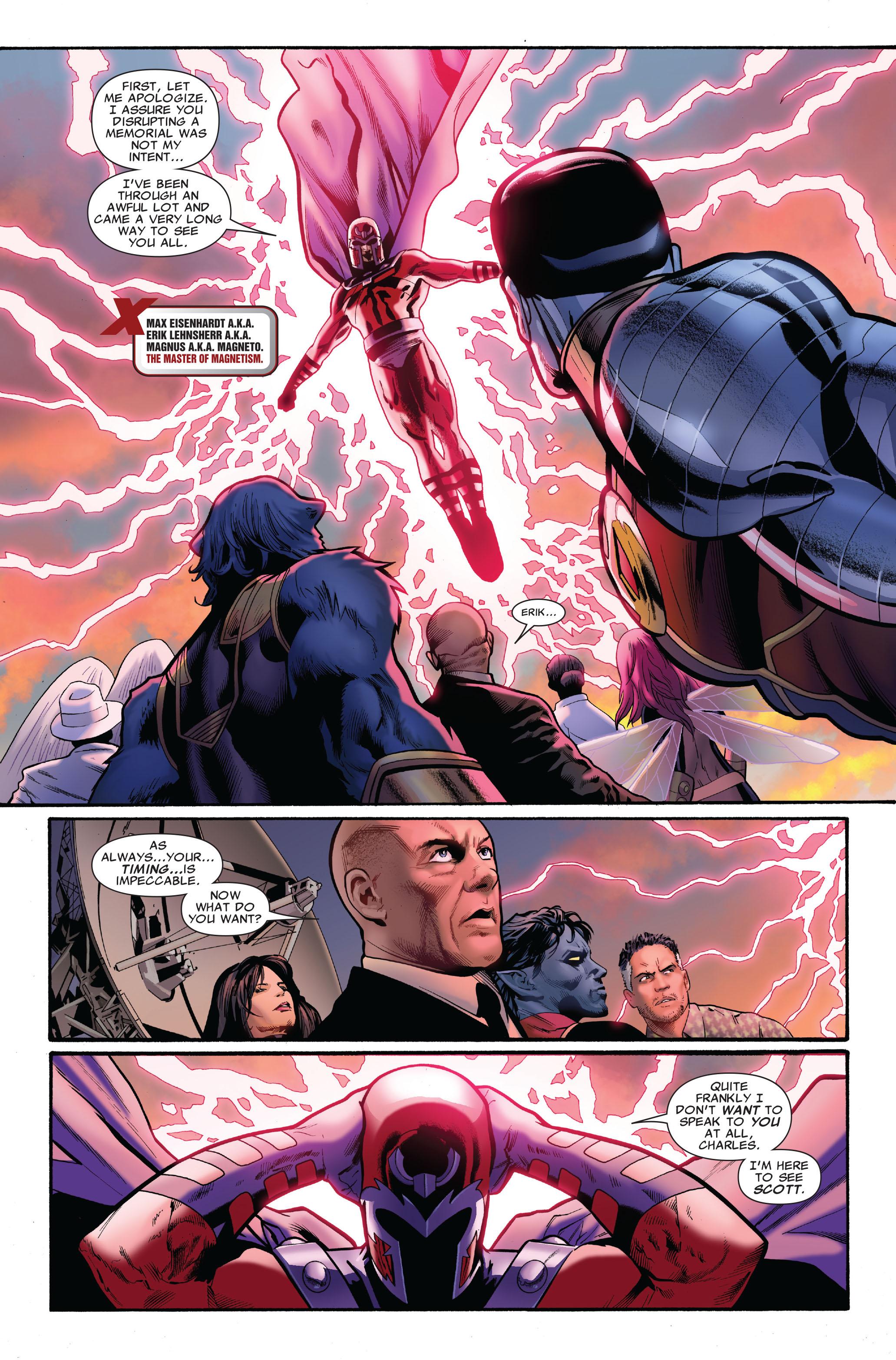Read online Uncanny X-Men (1963) comic -  Issue #516 - 6