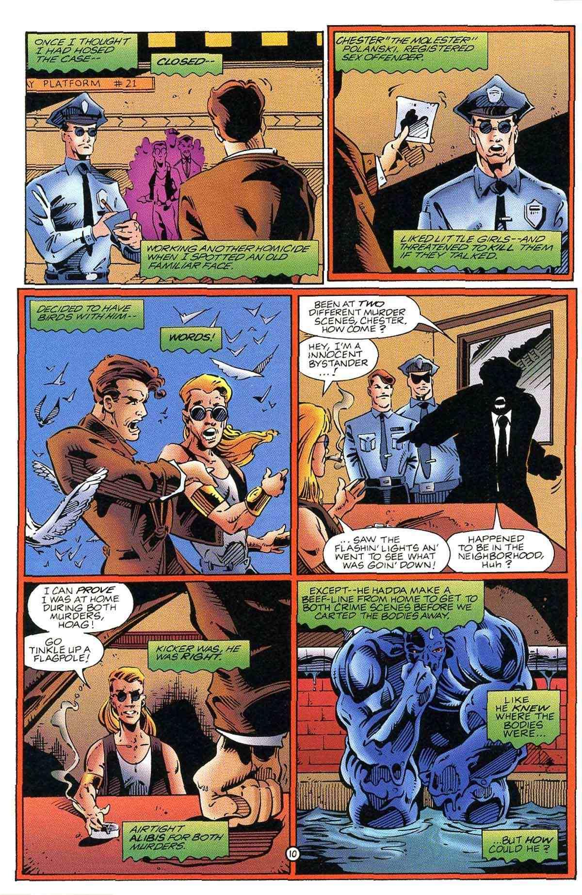 Read online Ultraverse Premiere comic -  Issue #10 - 30