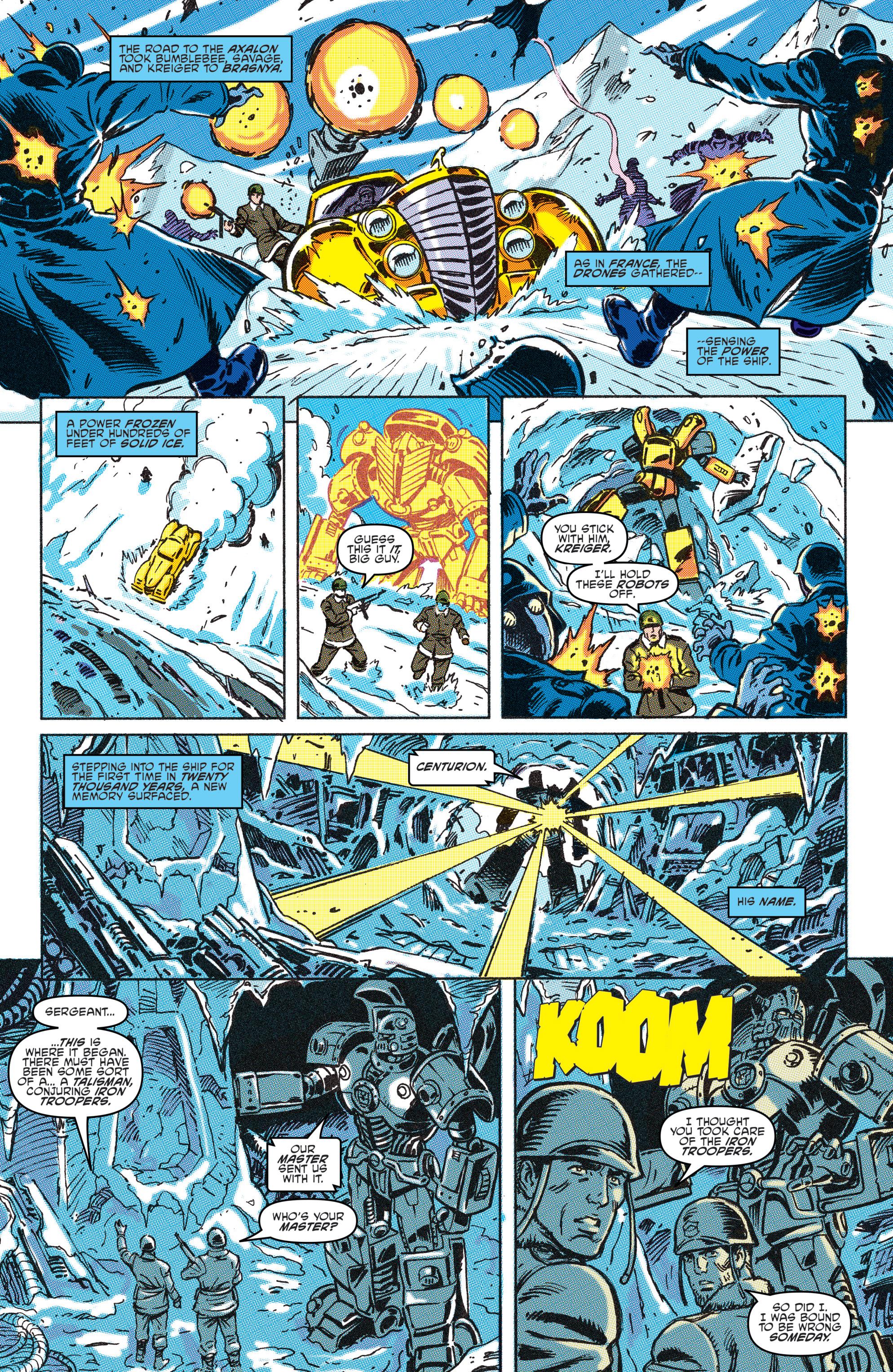 Read online Revolutionaries comic -  Issue #5 - 17