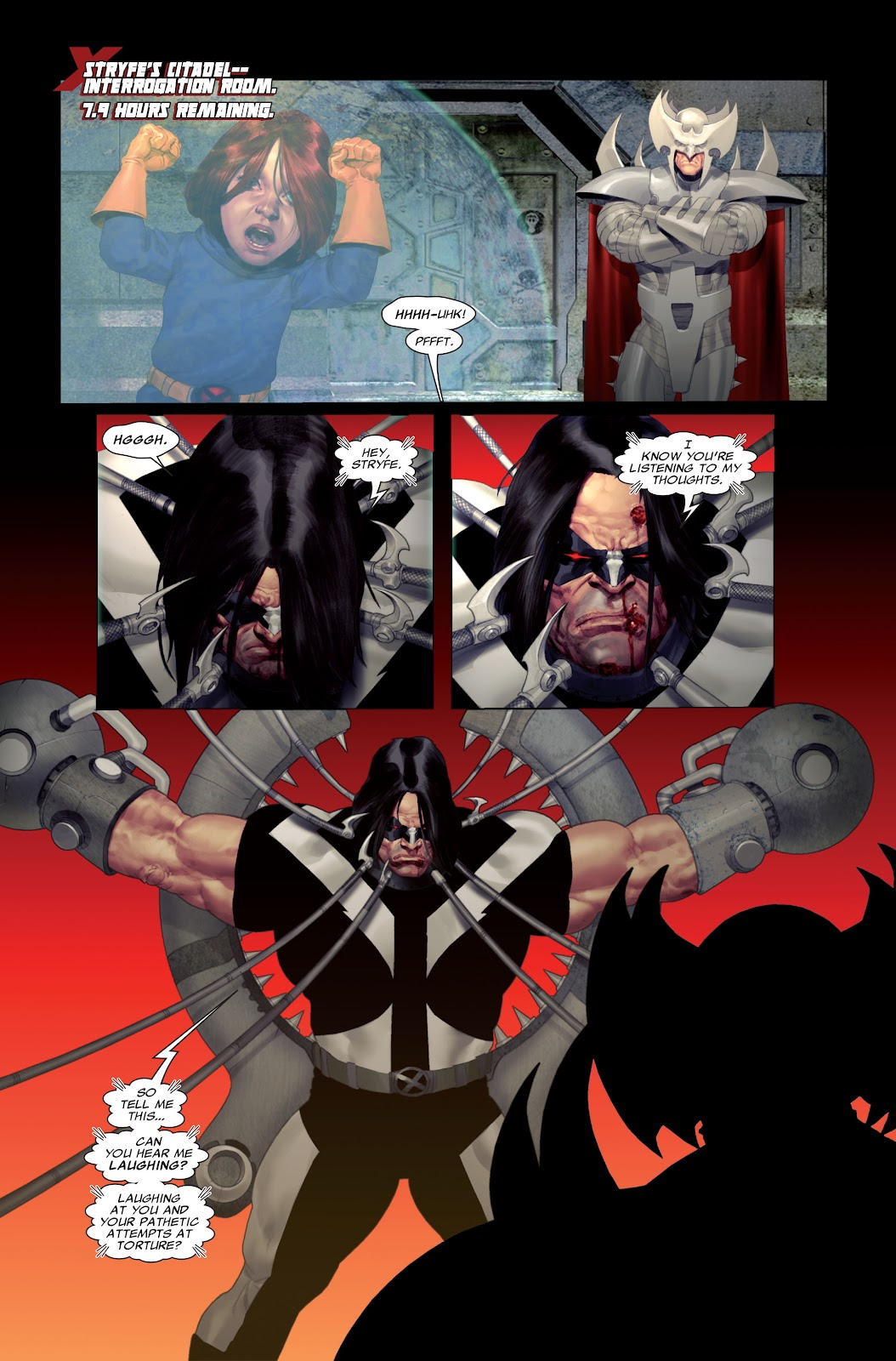 Read online X-Force/Cable: Messiah War comic -  Issue # _TPB (Part 2) - 46
