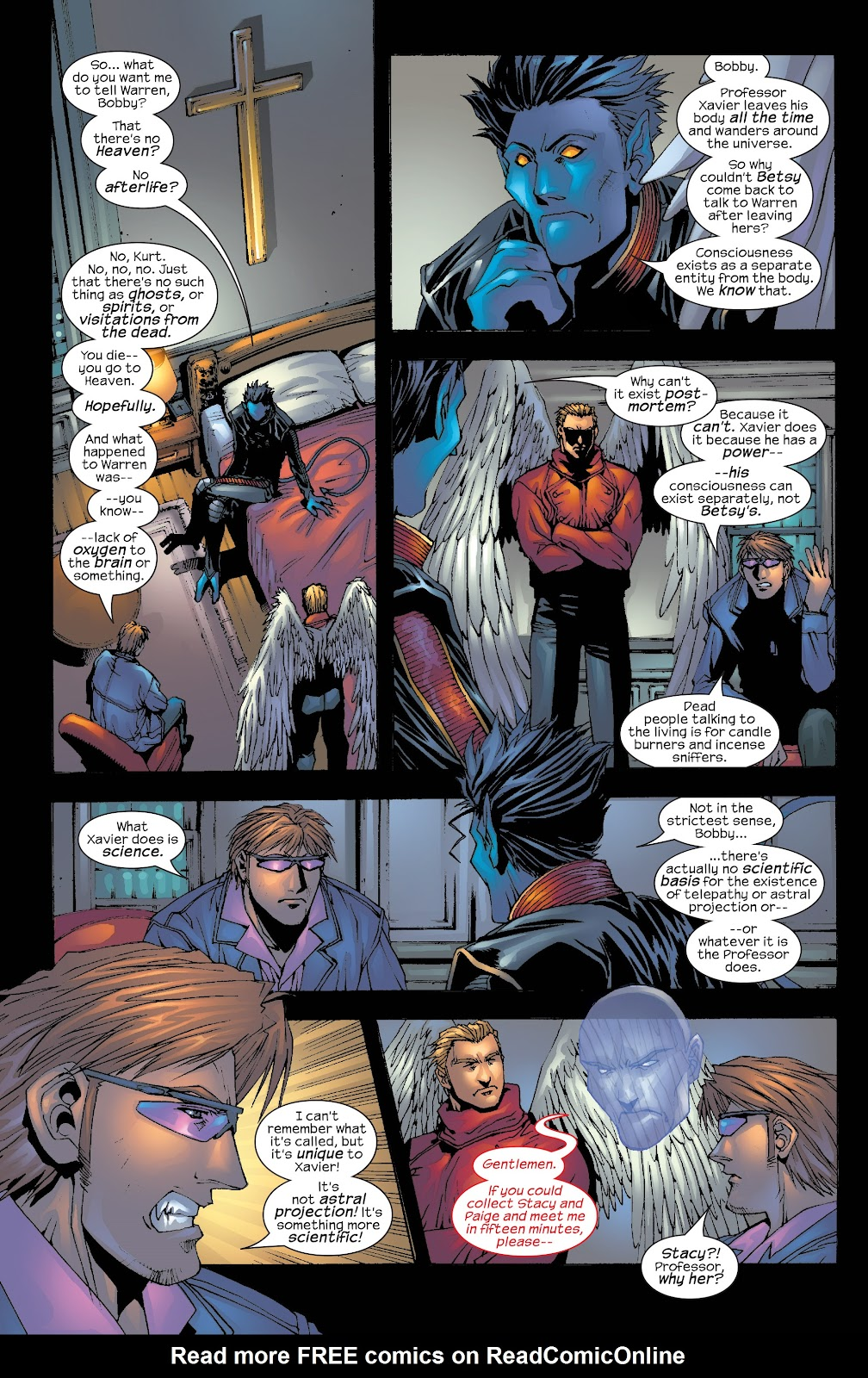 Read online X-Men: Unstoppable comic -  Issue # TPB (Part 3) - 6