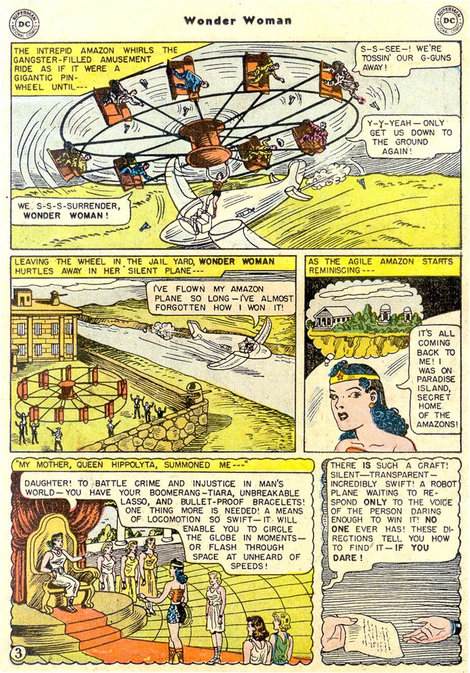 Read online Wonder Woman (1942) comic -  Issue #80 - 15