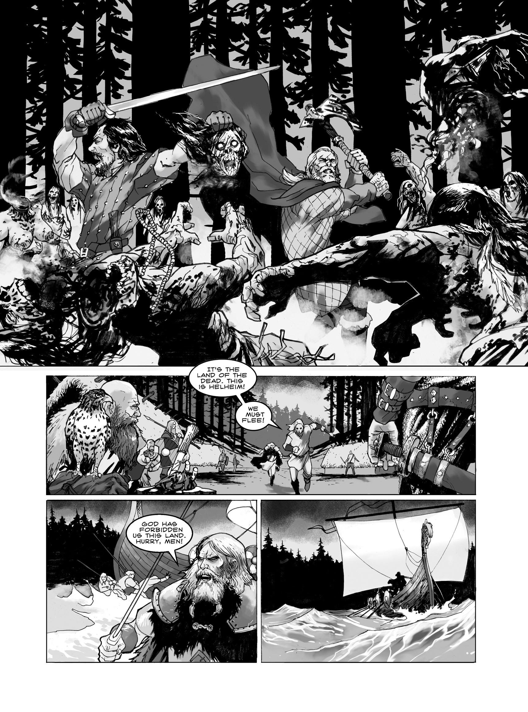 Read online FUBAR comic -  Issue #3 - 12