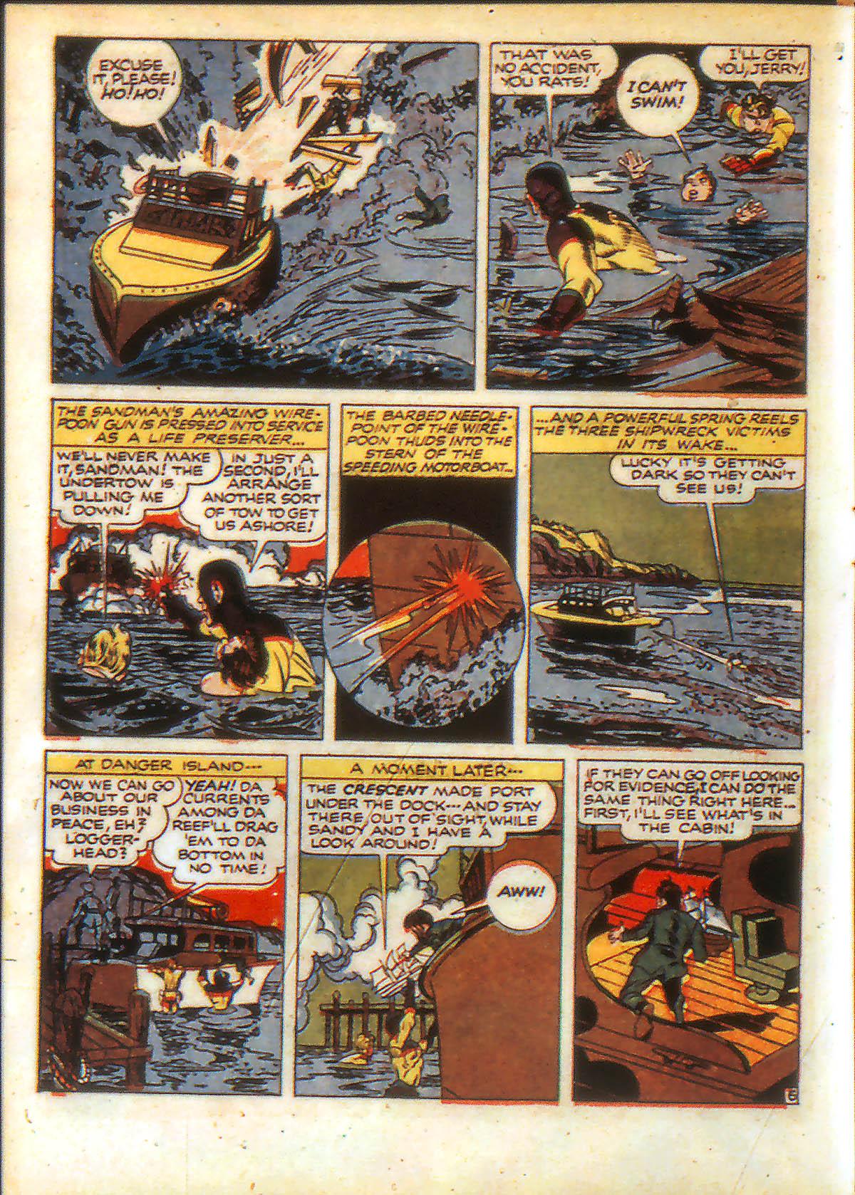 Read online Adventure Comics (1938) comic -  Issue #88 - 8