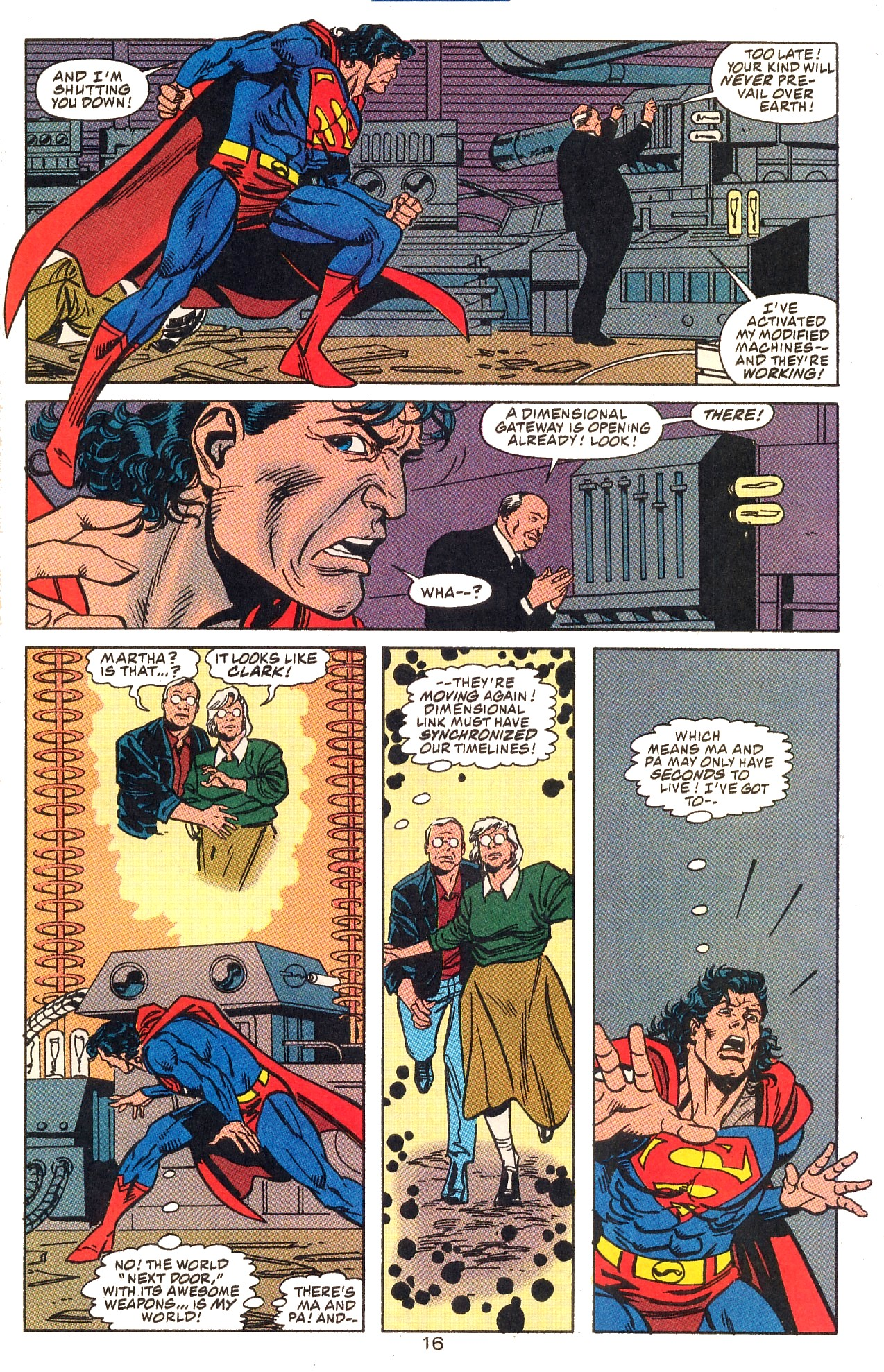 Read online Action Comics (1938) comic -  Issue #703 - 24