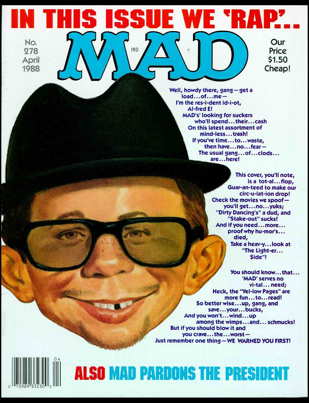 MAD issue 278 - Page 1