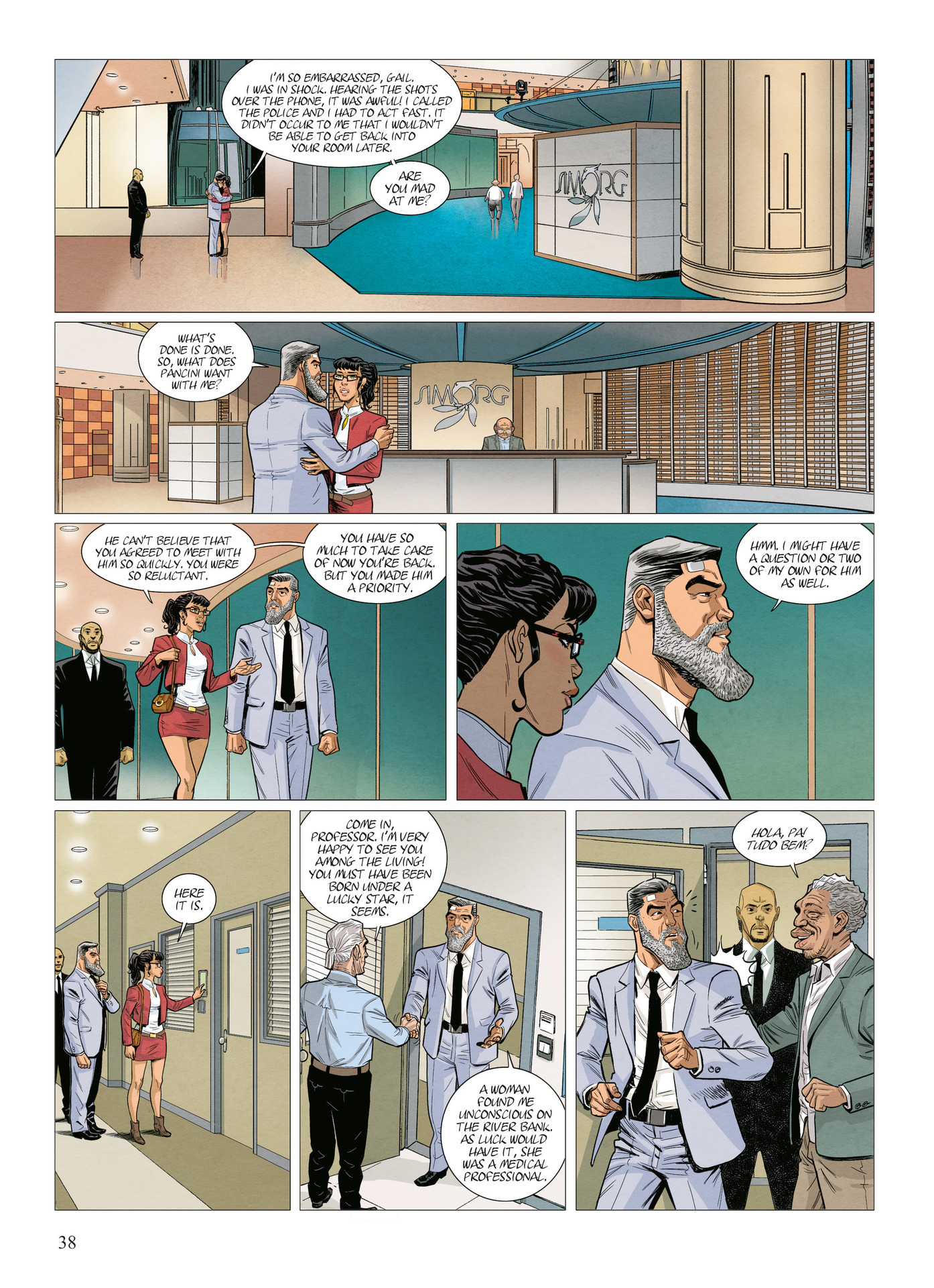 Read online Alter Ego comic -  Issue #10 - 39