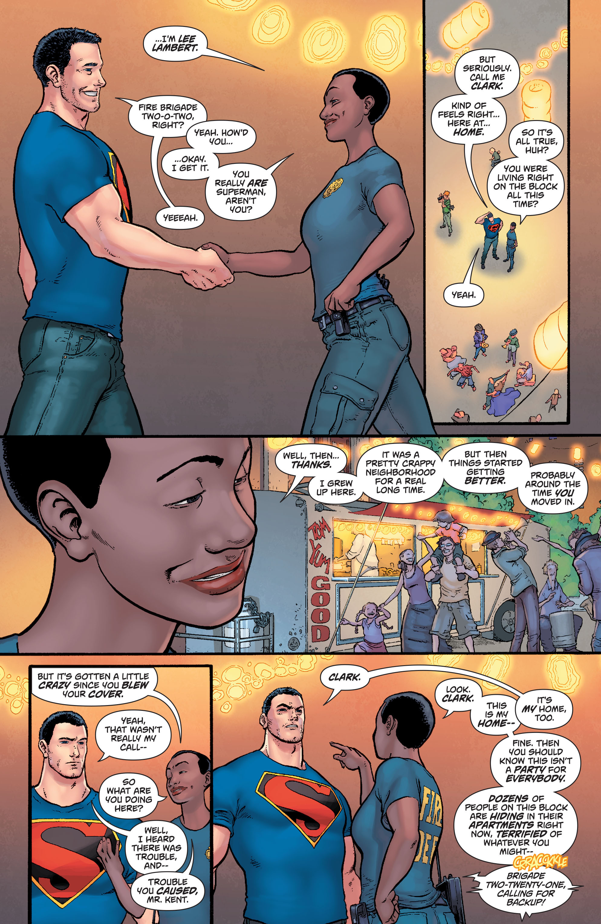 Read online Action Comics (2011) comic -  Issue #41 - 18