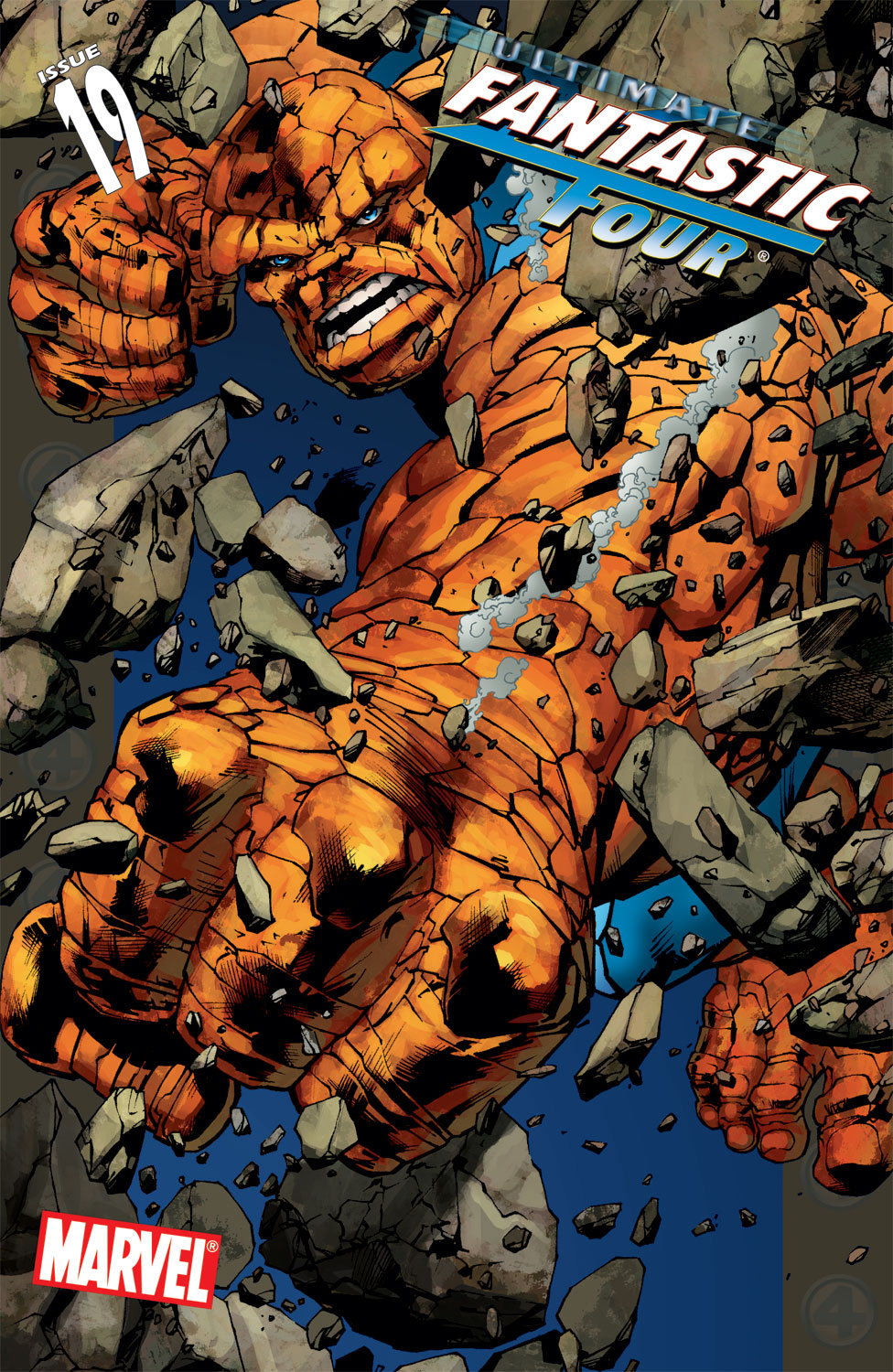 Read online Ultimate Fantastic Four (2004) comic -  Issue #19 - 1
