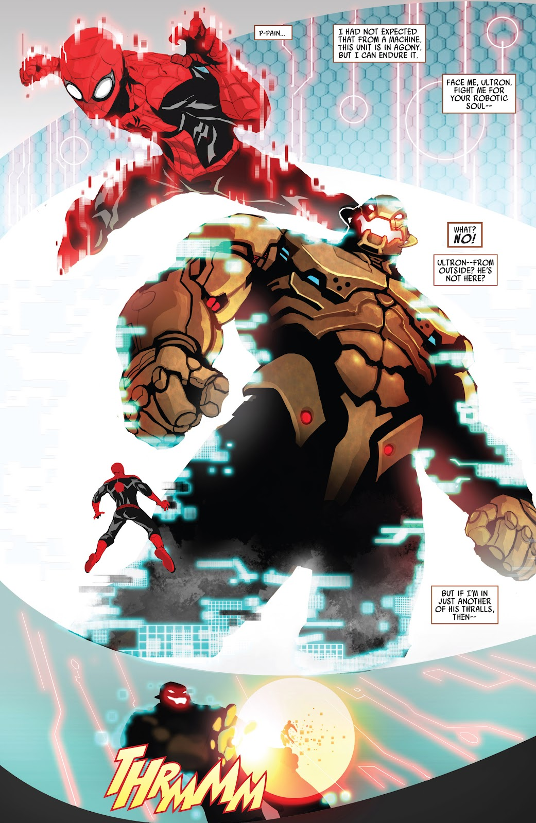 Read online Age of Ultron Companion comic -  Issue # TPB (Part 1) - 84