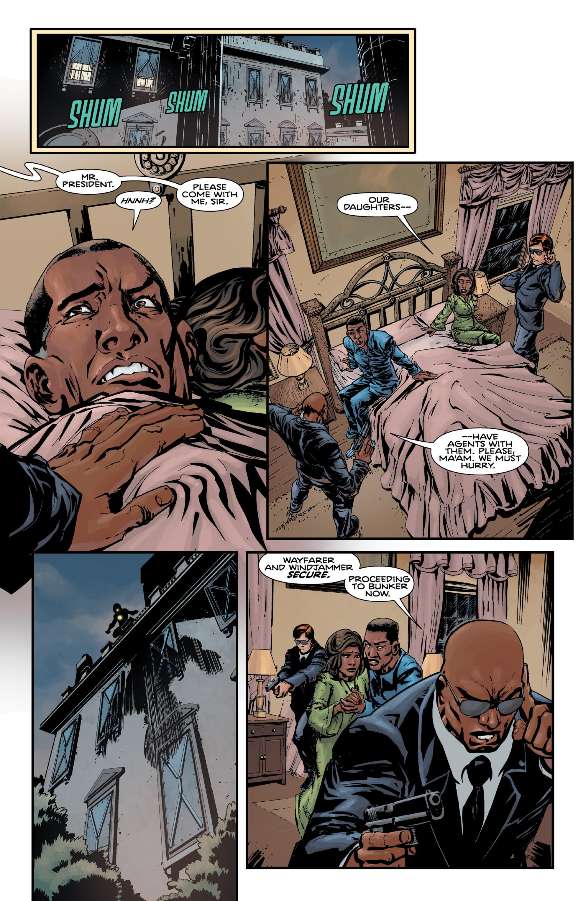 Read online Brain Boy:  The Men from G.E.S.T.A.L.T. comic -  Issue # TPB - 12
