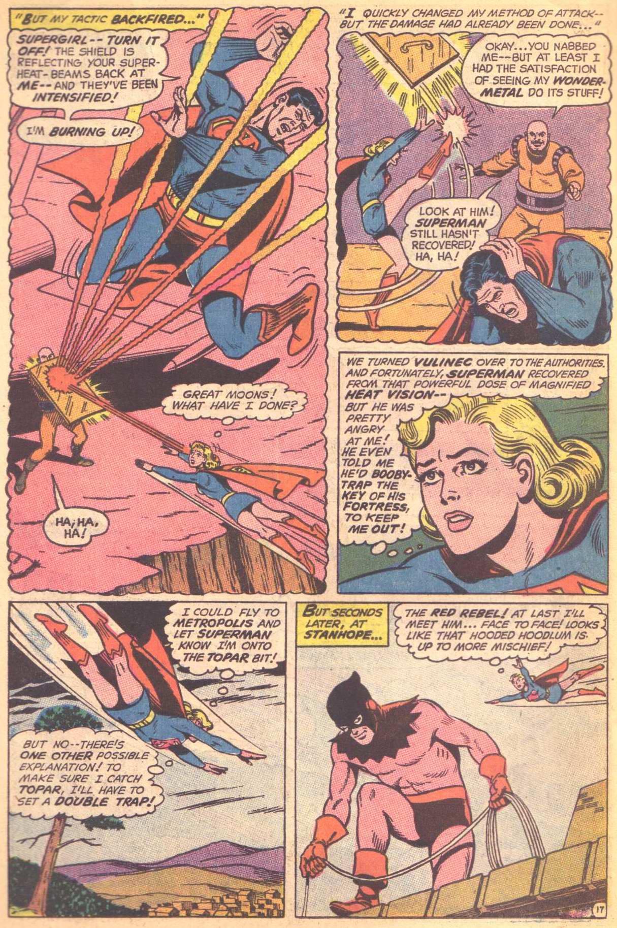 Read online Adventure Comics (1938) comic -  Issue #382 - 22