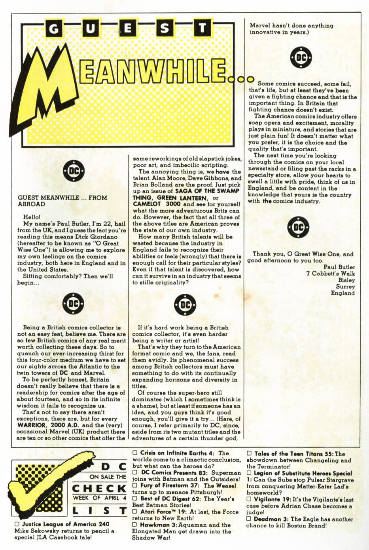 Atari Force (1984) 19 Page 28