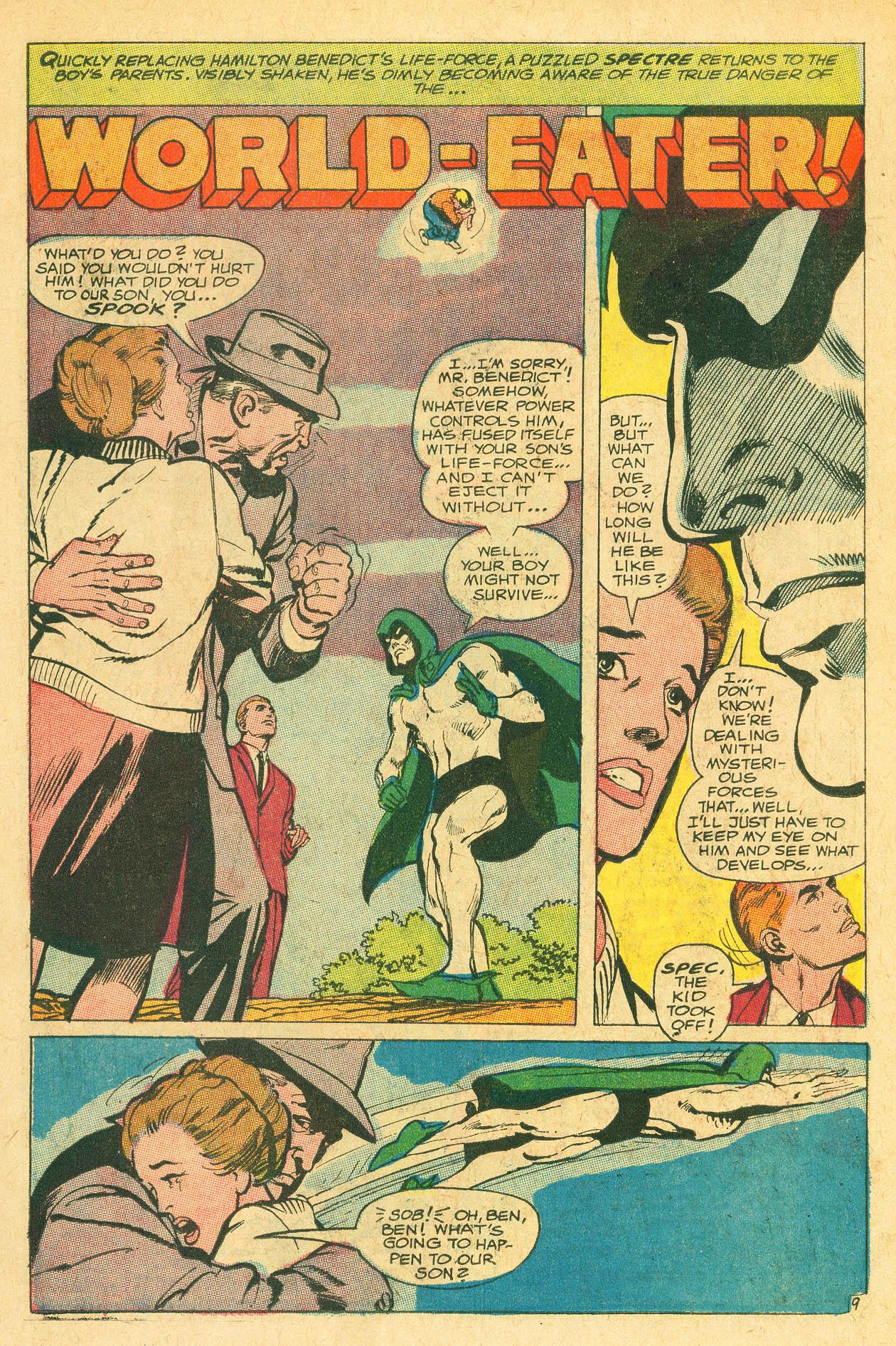 Read online Adventure Comics (1938) comic -  Issue #497 - 83