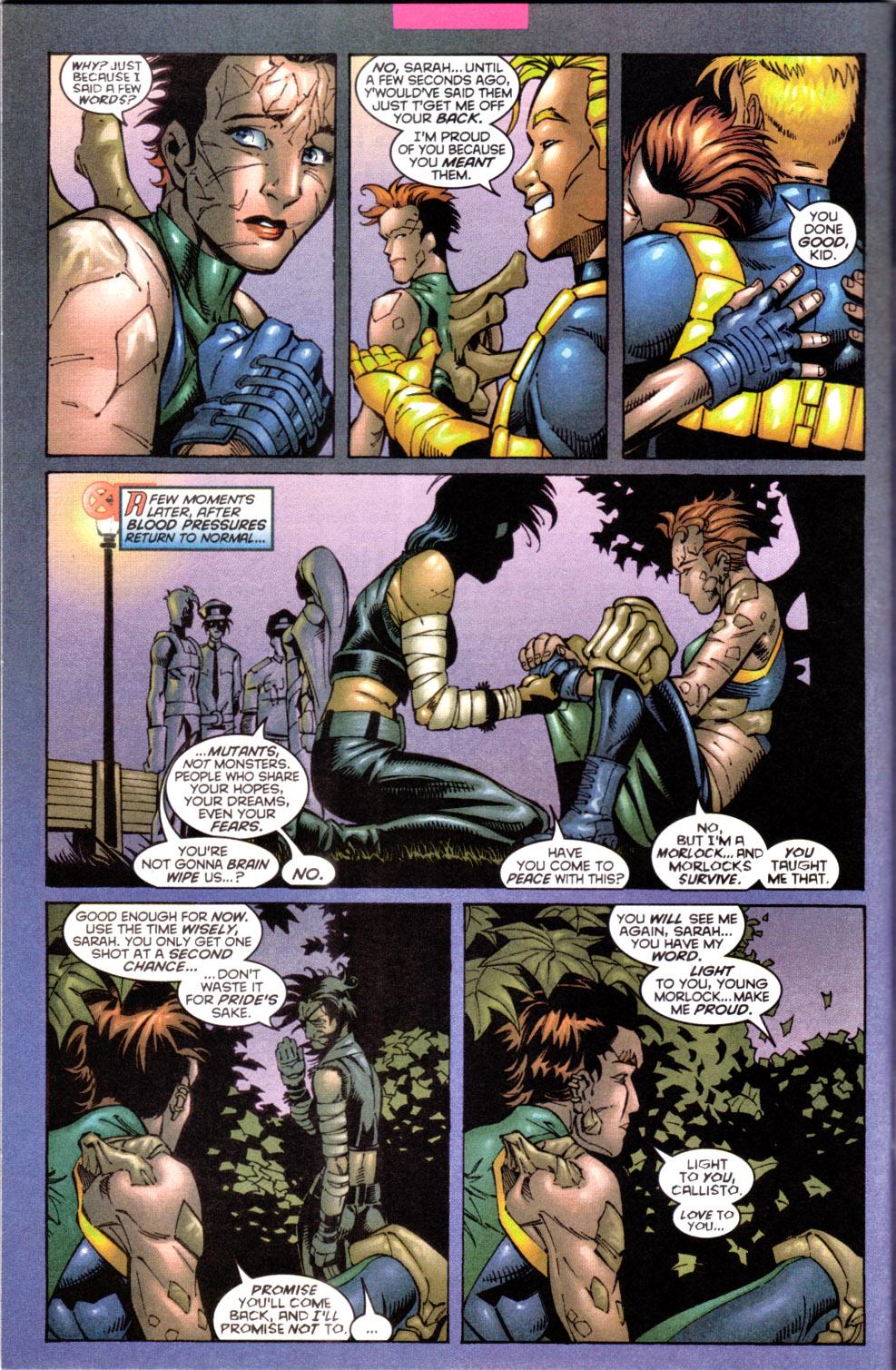 X-Men (1991) 79 Page 20