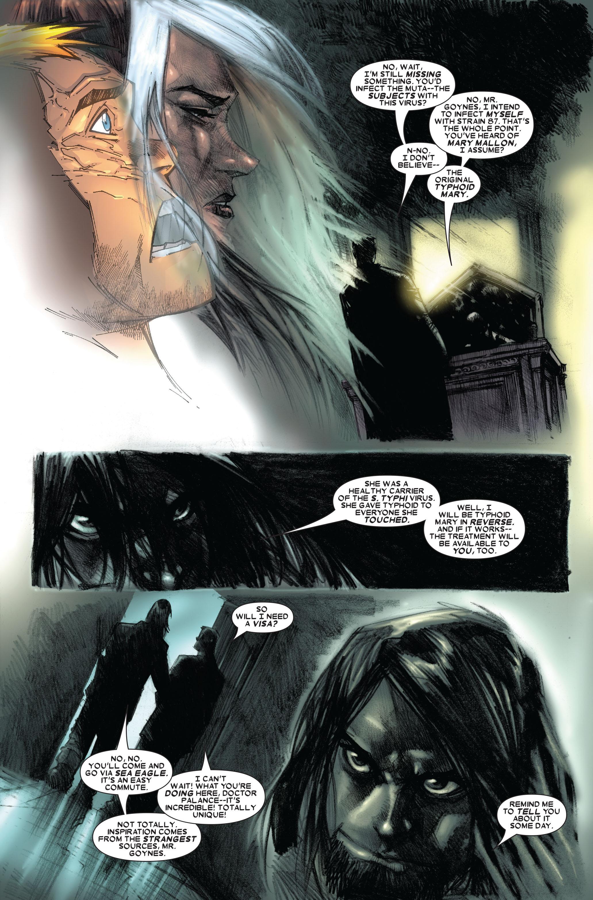 X-Men (1991) 194 Page 9