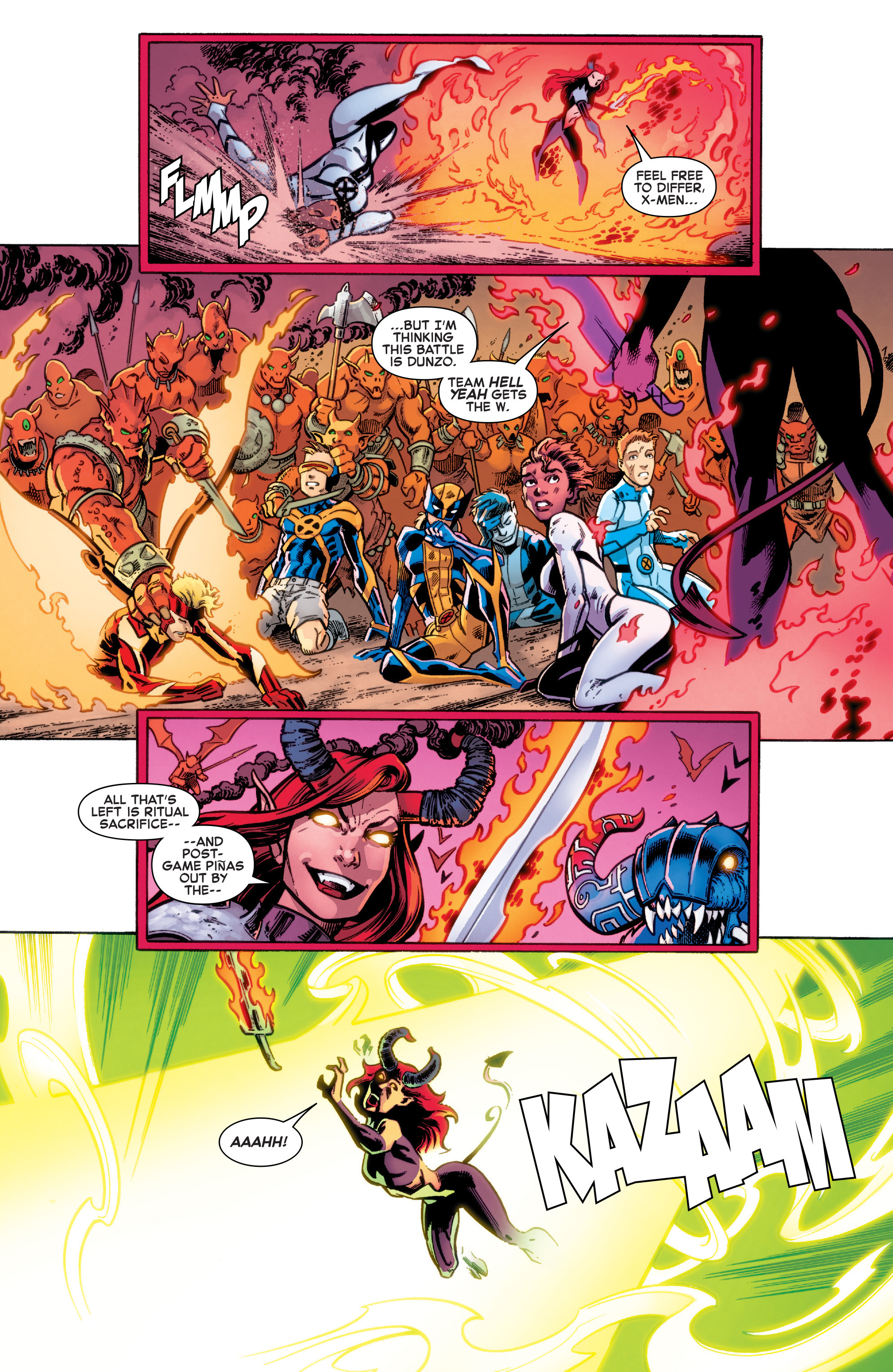 Read online All-New X-Men (2016) comic -  Issue #16 - 18