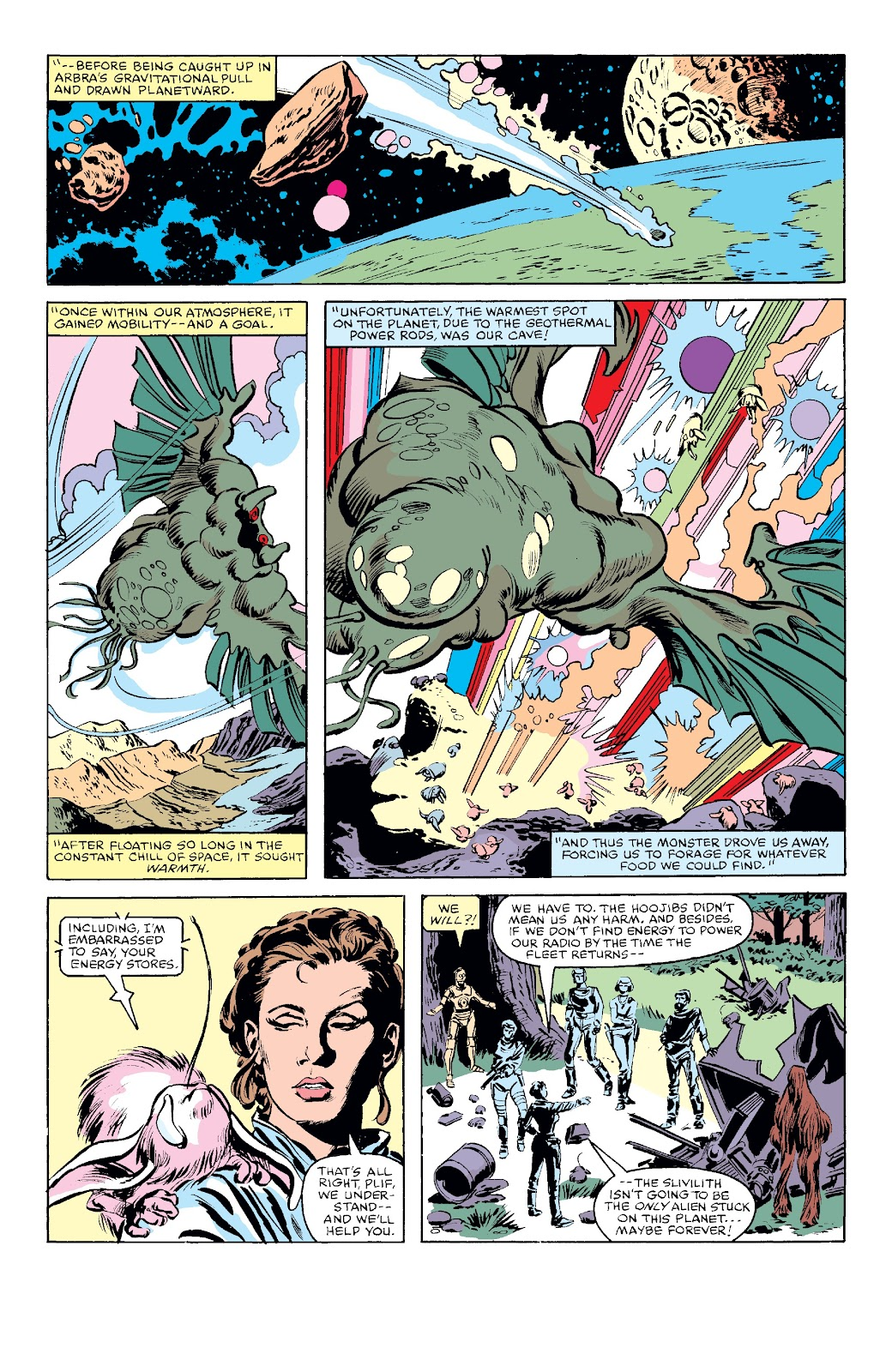 Read online Star Wars Legends: The Original Marvel Years - Epic Collection comic -  Issue # TPB 3 (Part 4) - 68