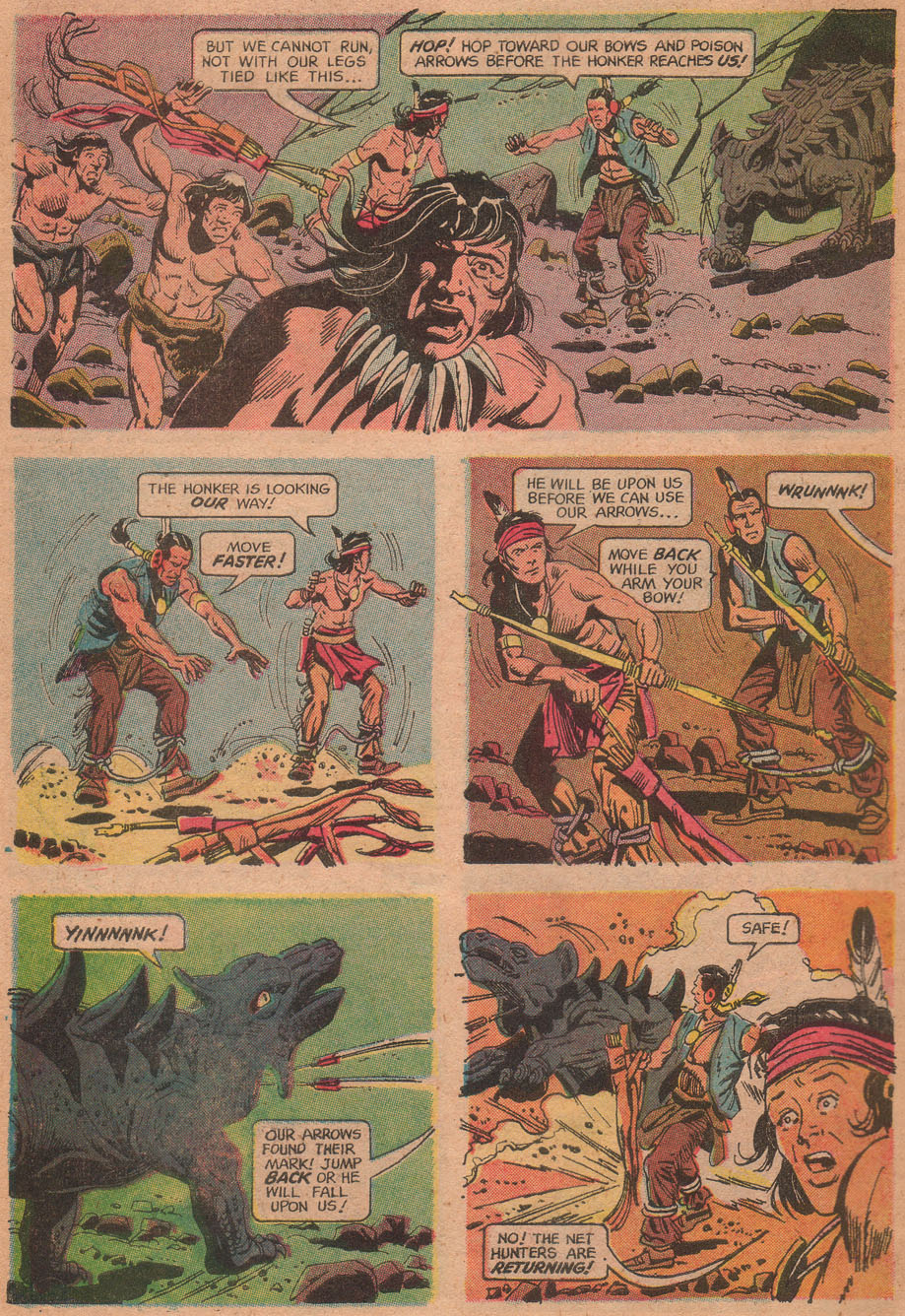 Read online Turok, Son of Stone comic -  Issue #73 - 10