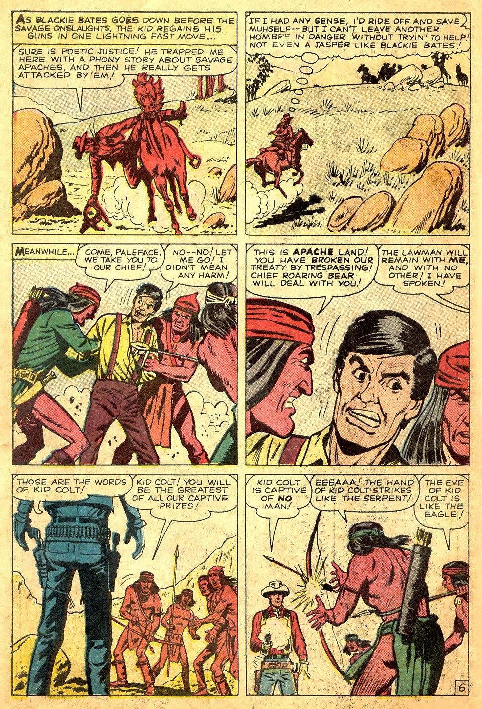 Gunsmoke Western issue 63 - Page 10