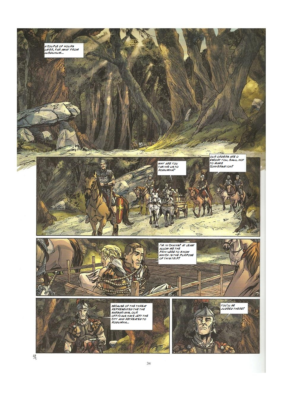 Read online Assassin's Creed (2009) comic -  Issue #3 - 34