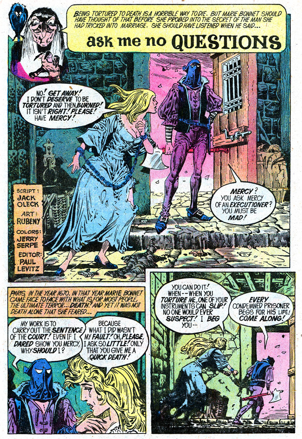 Read online Secrets of Haunted House comic -  Issue #10 - 4