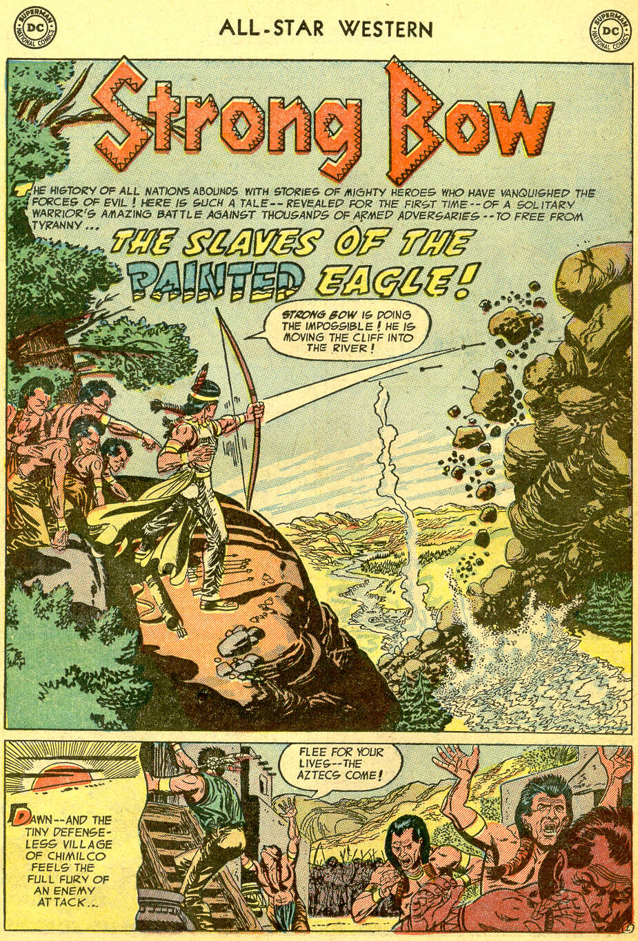 Read online All-Star Western (1951) comic -  Issue #75 - 11