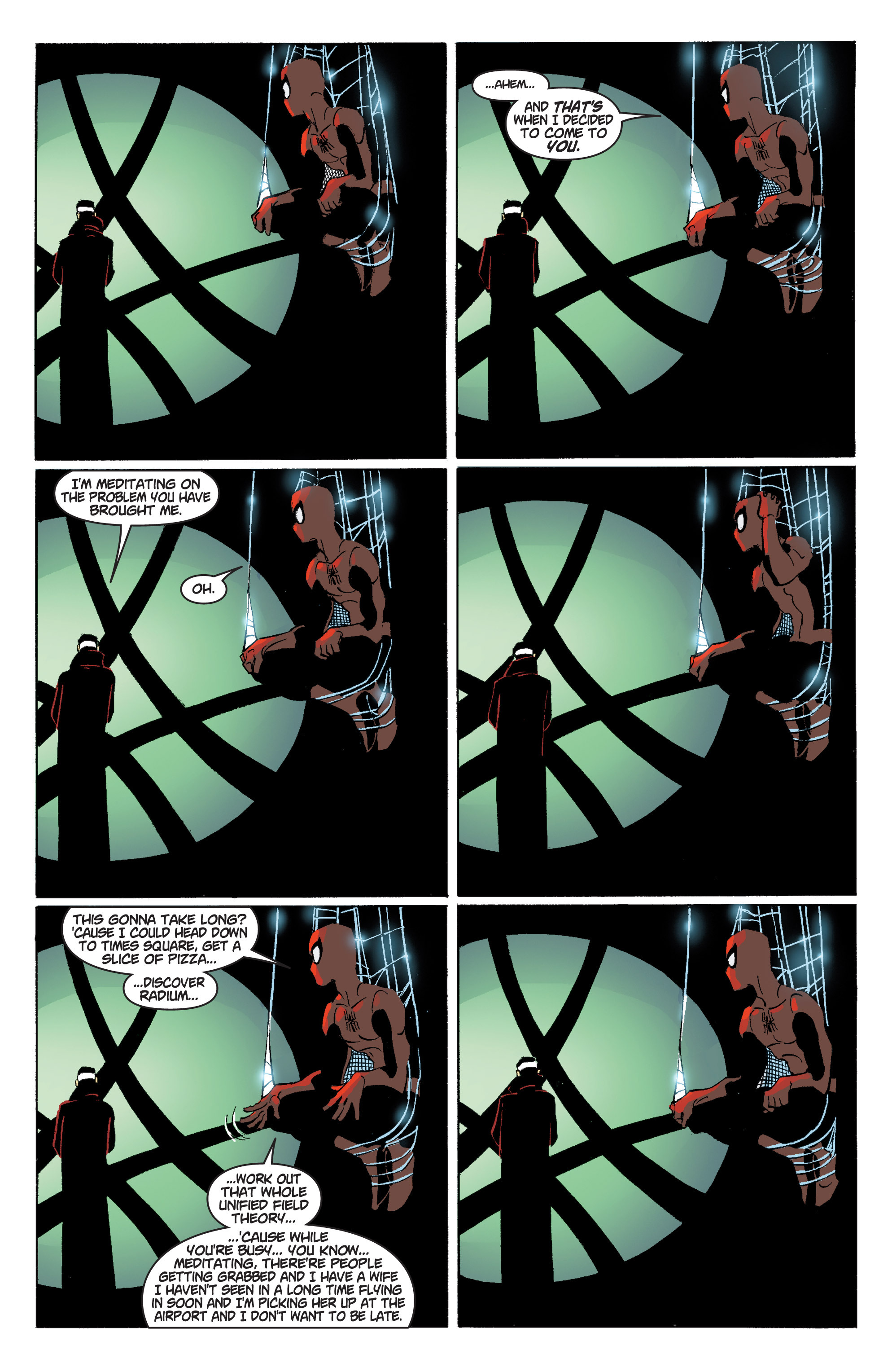 The Amazing Spider-Man (1999) 42 Page 2
