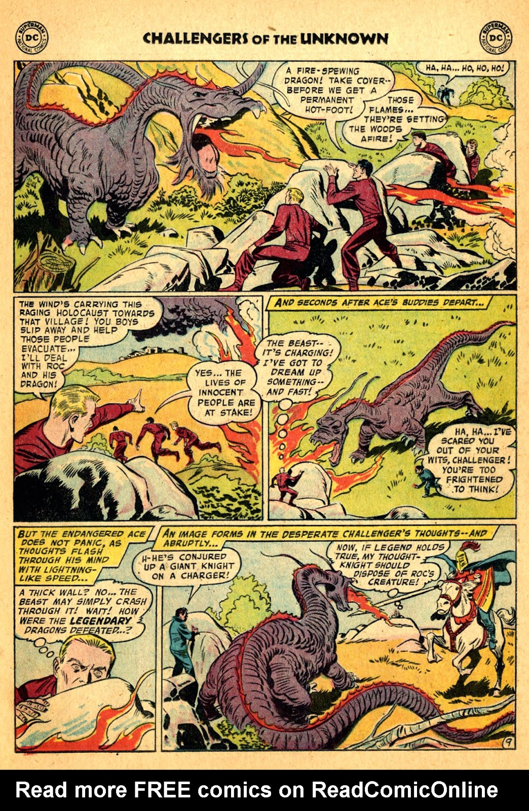 Challengers of the Unknown (1958) issue 2 - Page 25